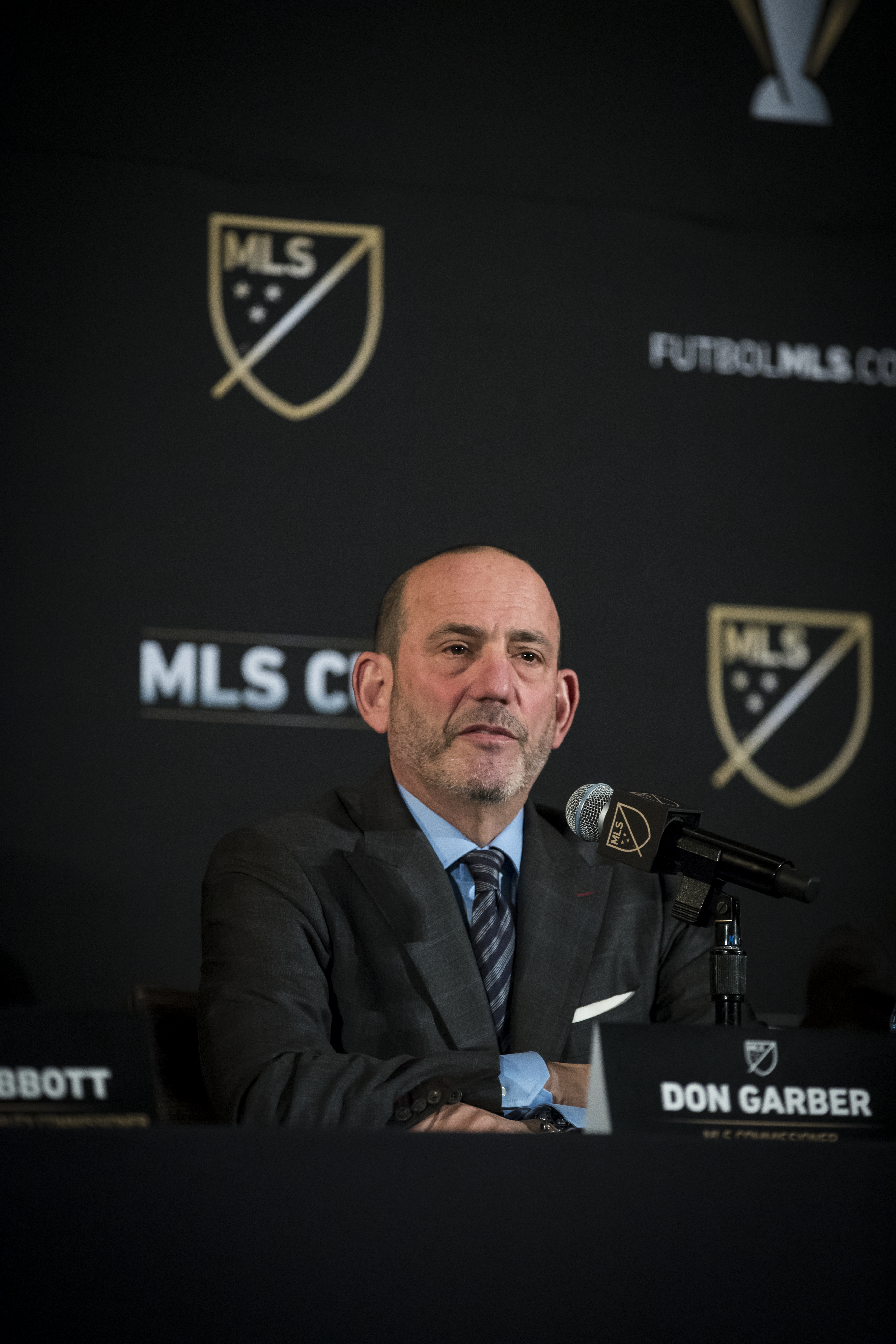 Atlanta United v Portland Timbers - MLS Cup Championship Match State of the League Press Conference
