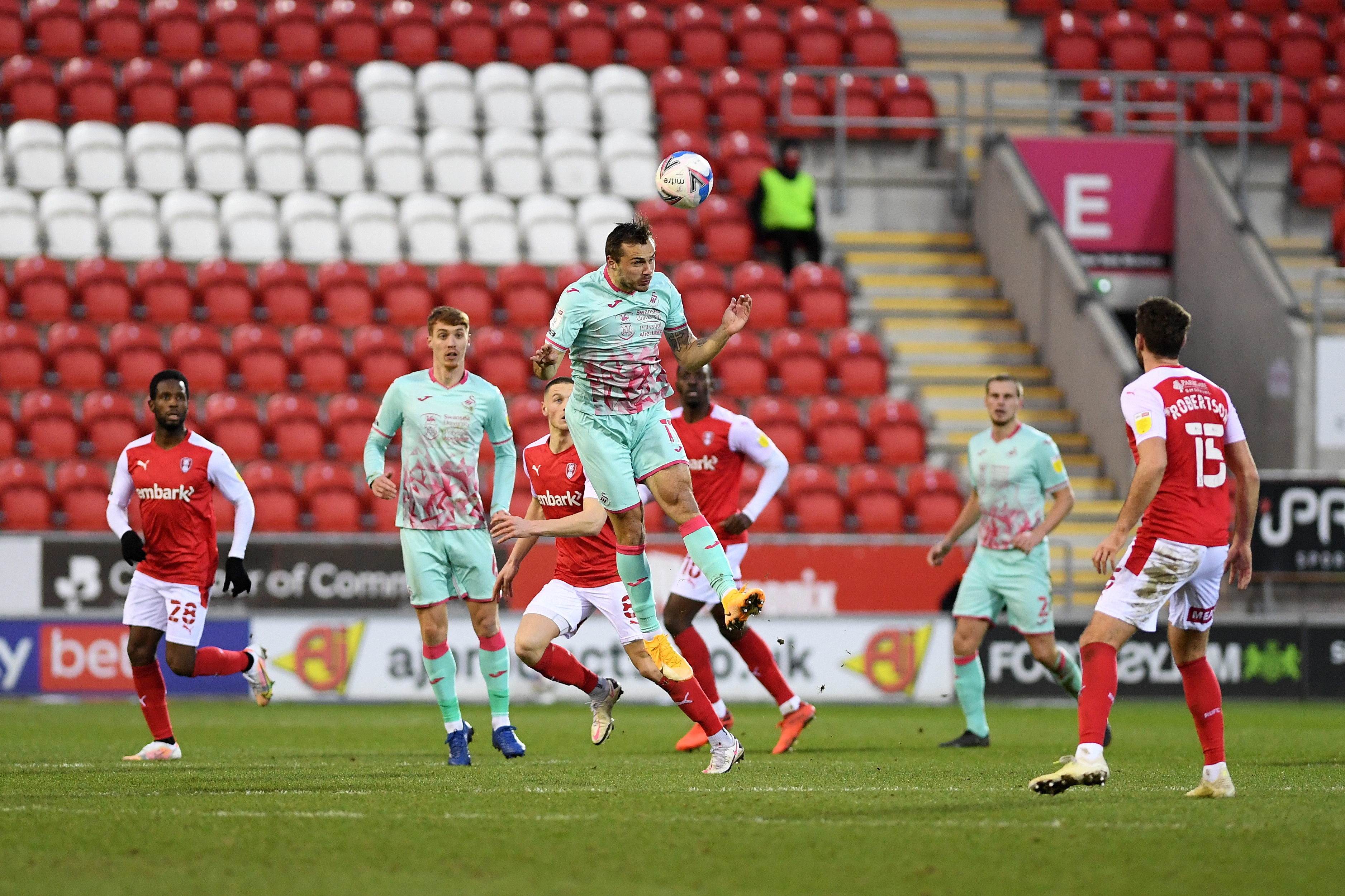 Rotherham United v Swansea City - Sky Bet Championship