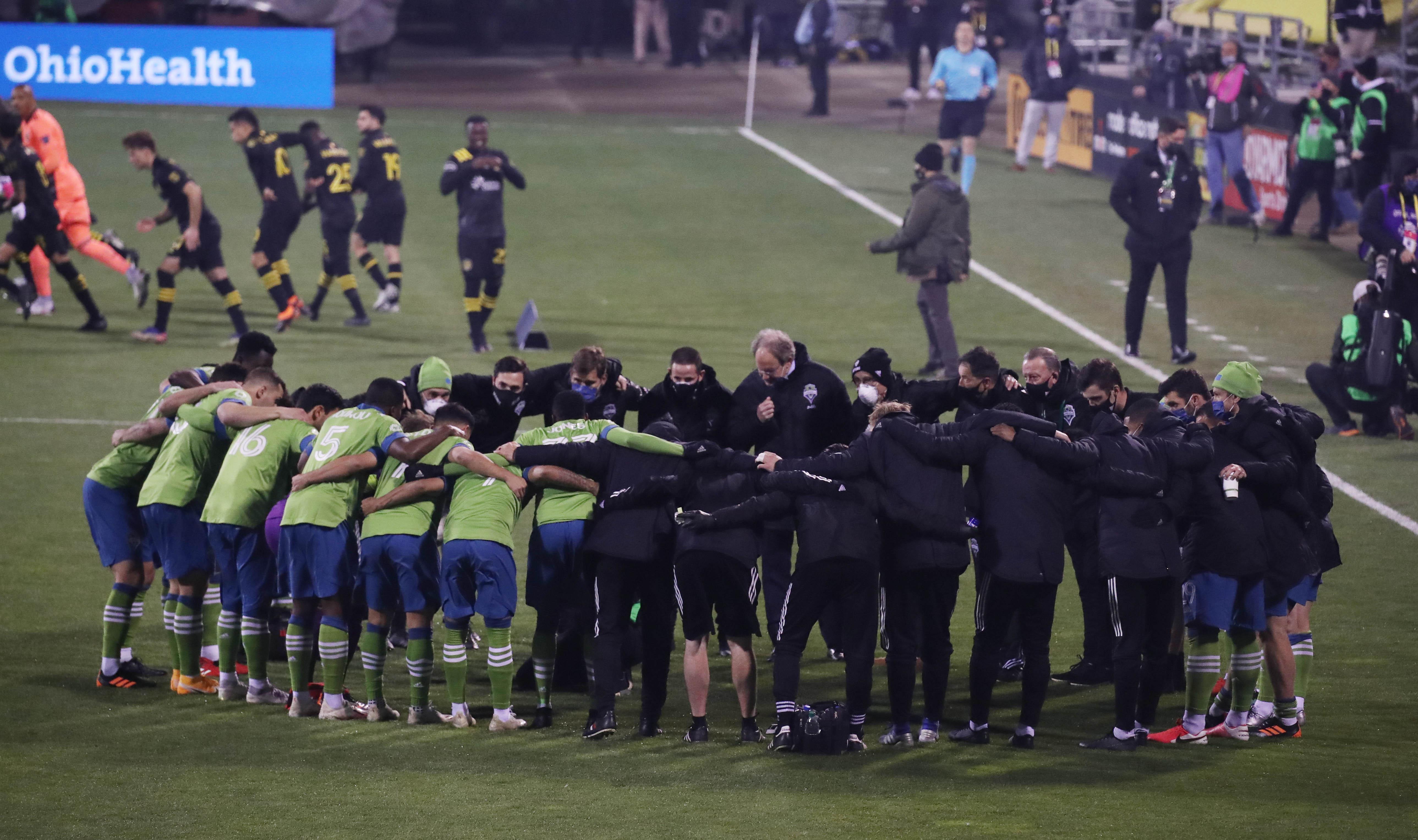 MLS: Cup Final-Seattle Sounders FC vs Columbus Crew SC