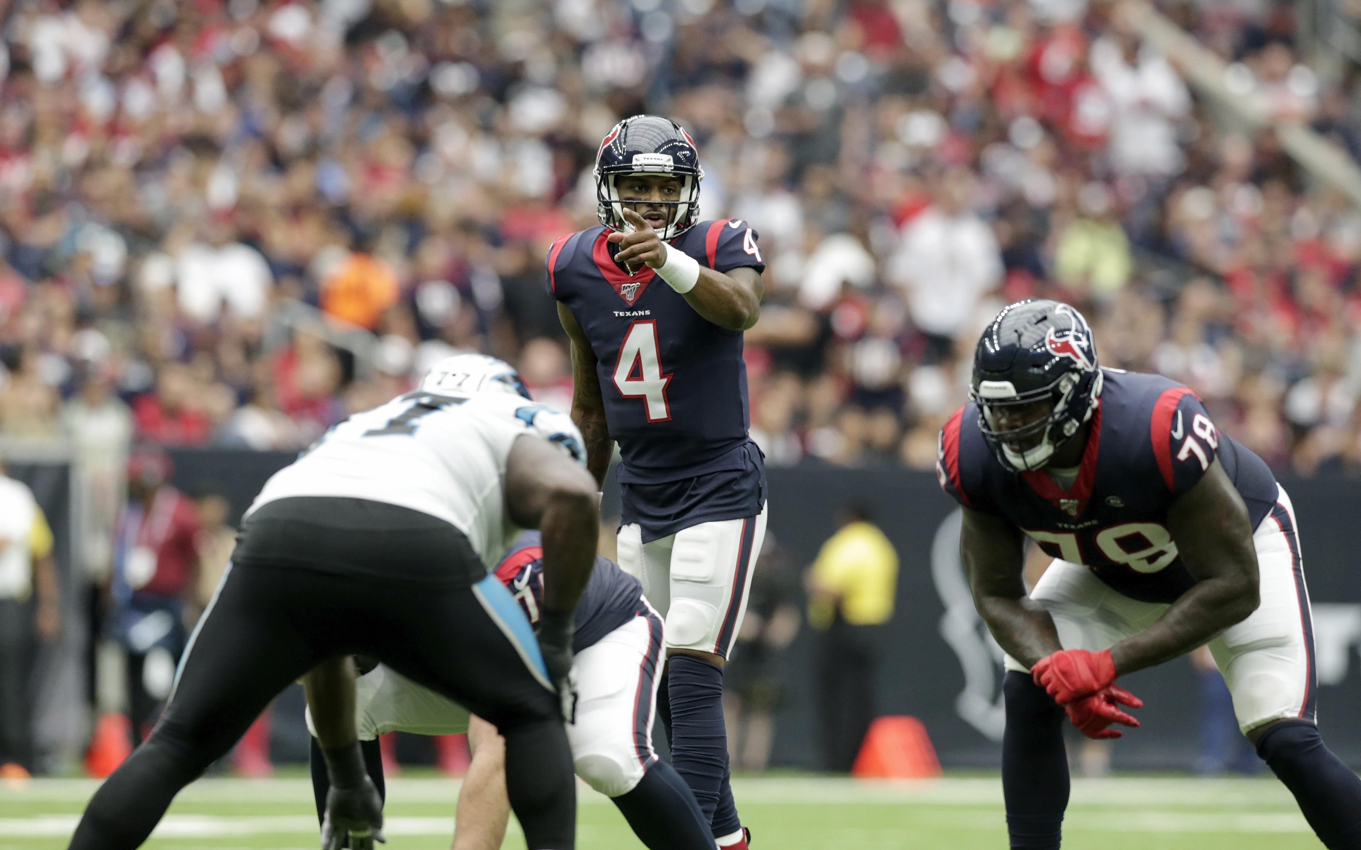 Carolina Panthers v Houston Texans