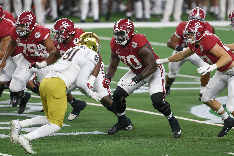 COLLEGE FOOTBALL: JAN 01 Rose Bowl Game Semifinal Game - Notre Dame v Alabama