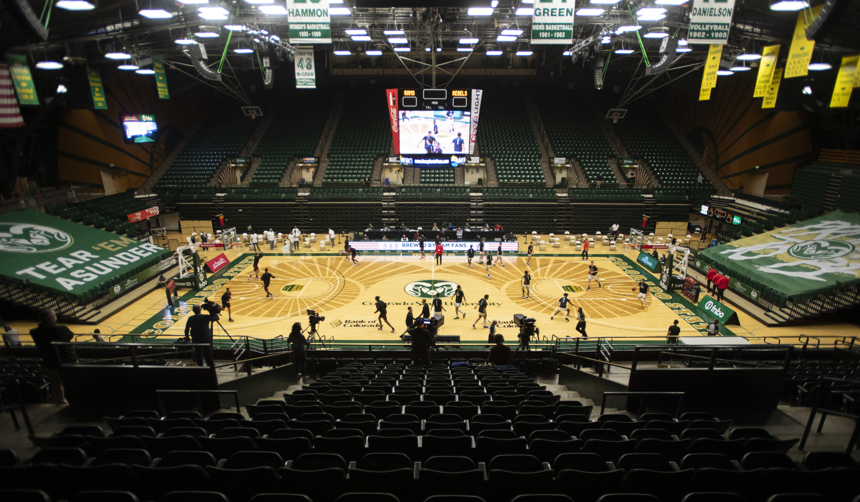 NCAA Basketball: UNLV at Colorado State
