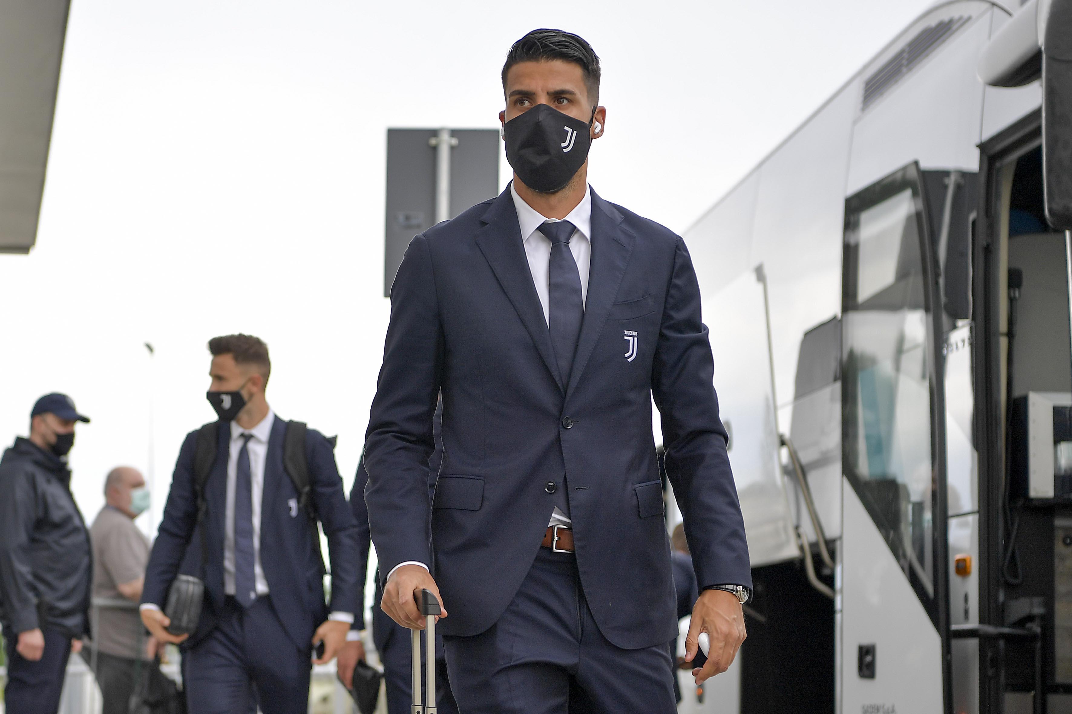 Juventus Travel To Rome