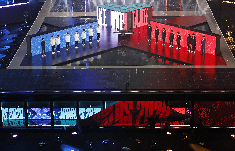 2020 League Of Legends World Championship Final