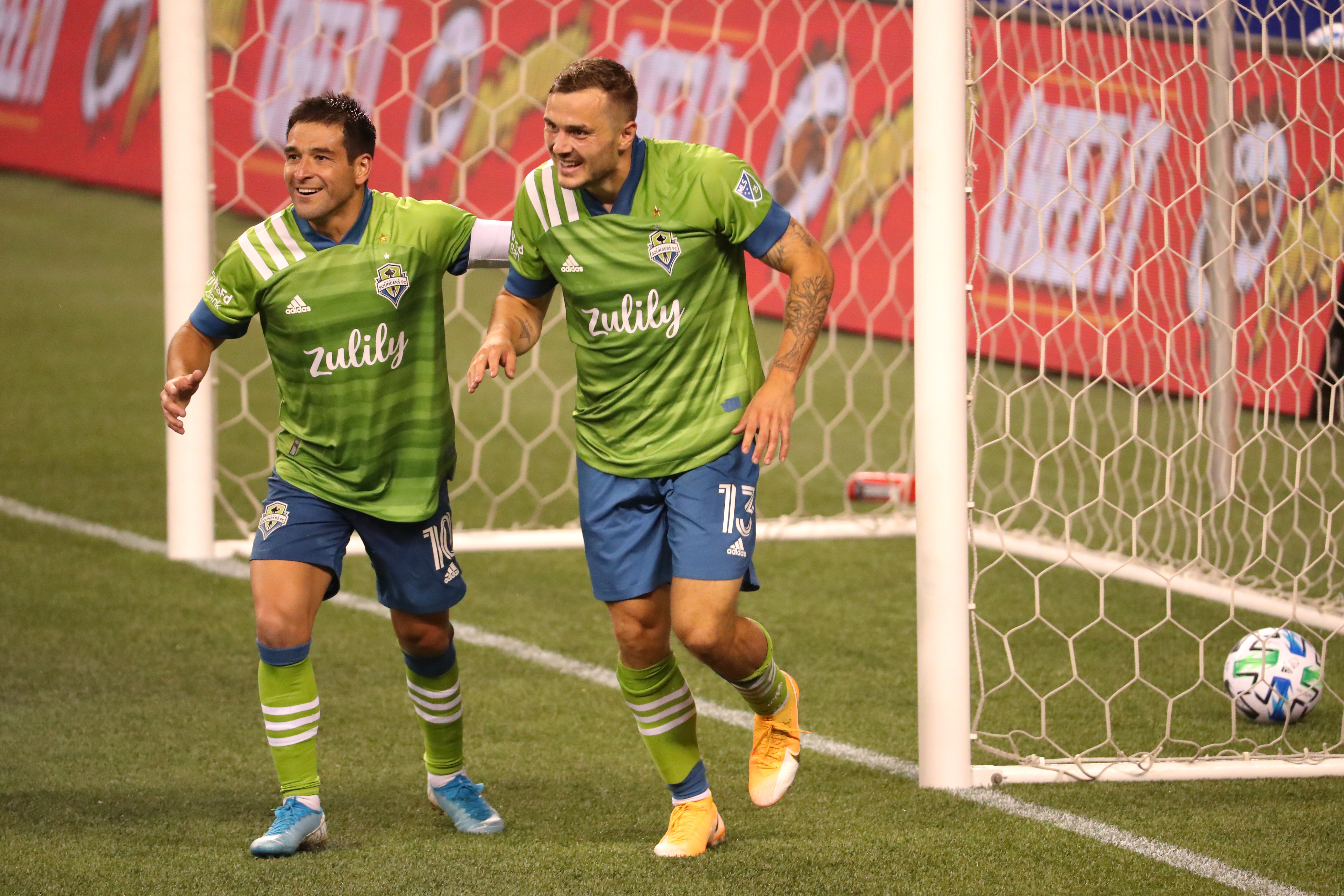 Los Angeles FC v Seattle Sounders FC