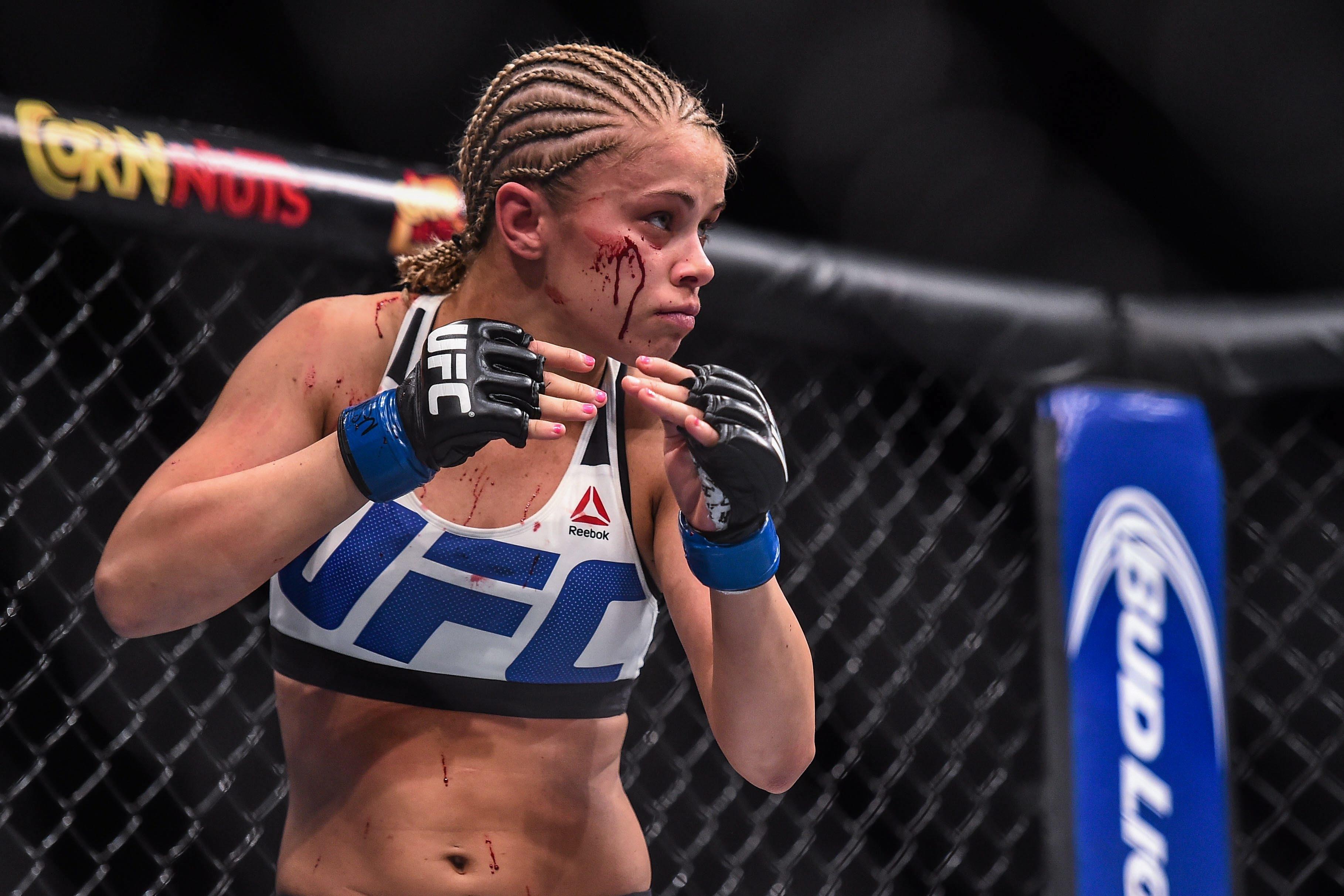UFC Fight Night: VanZant v Namajunas