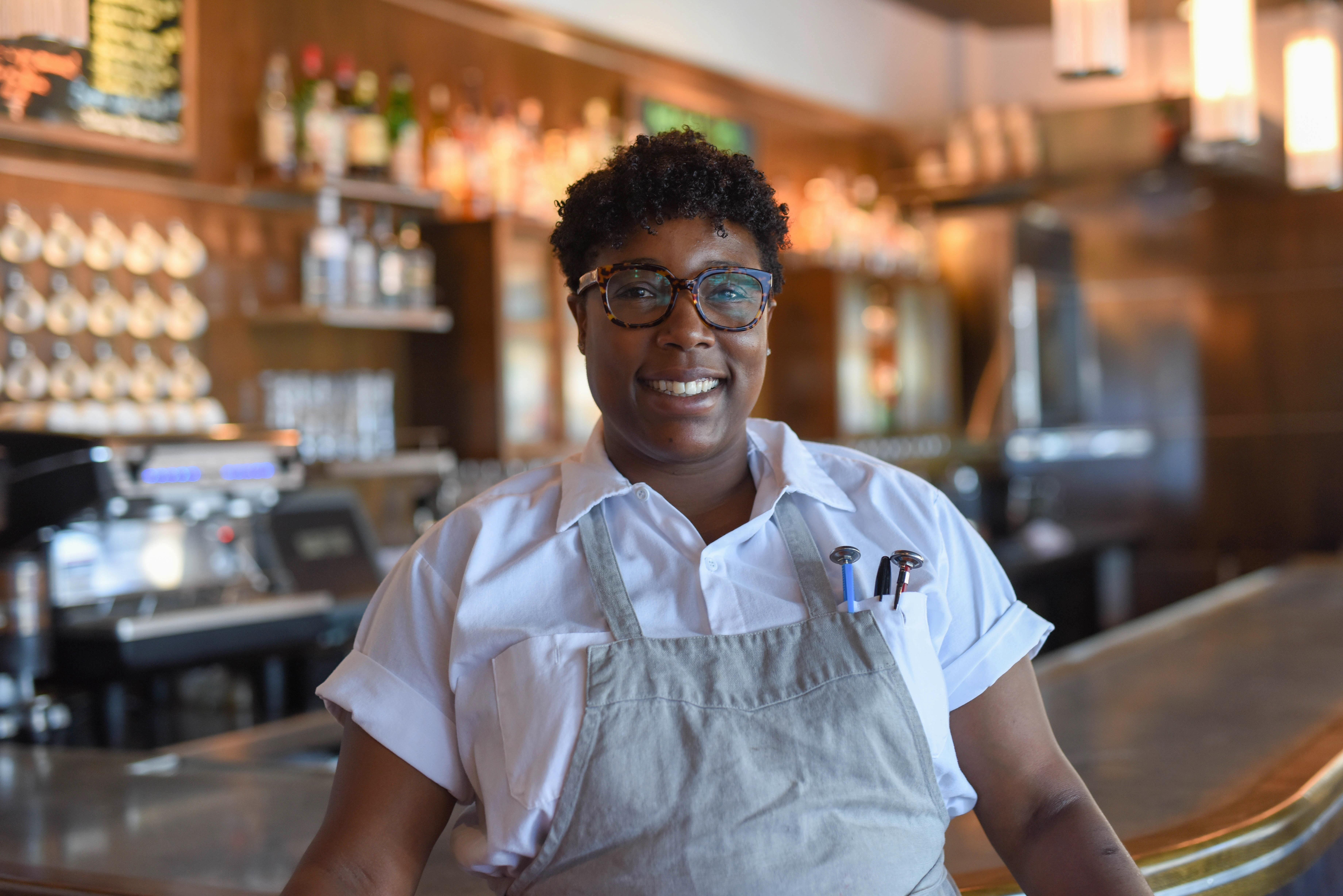 Chef Mashama Bailey