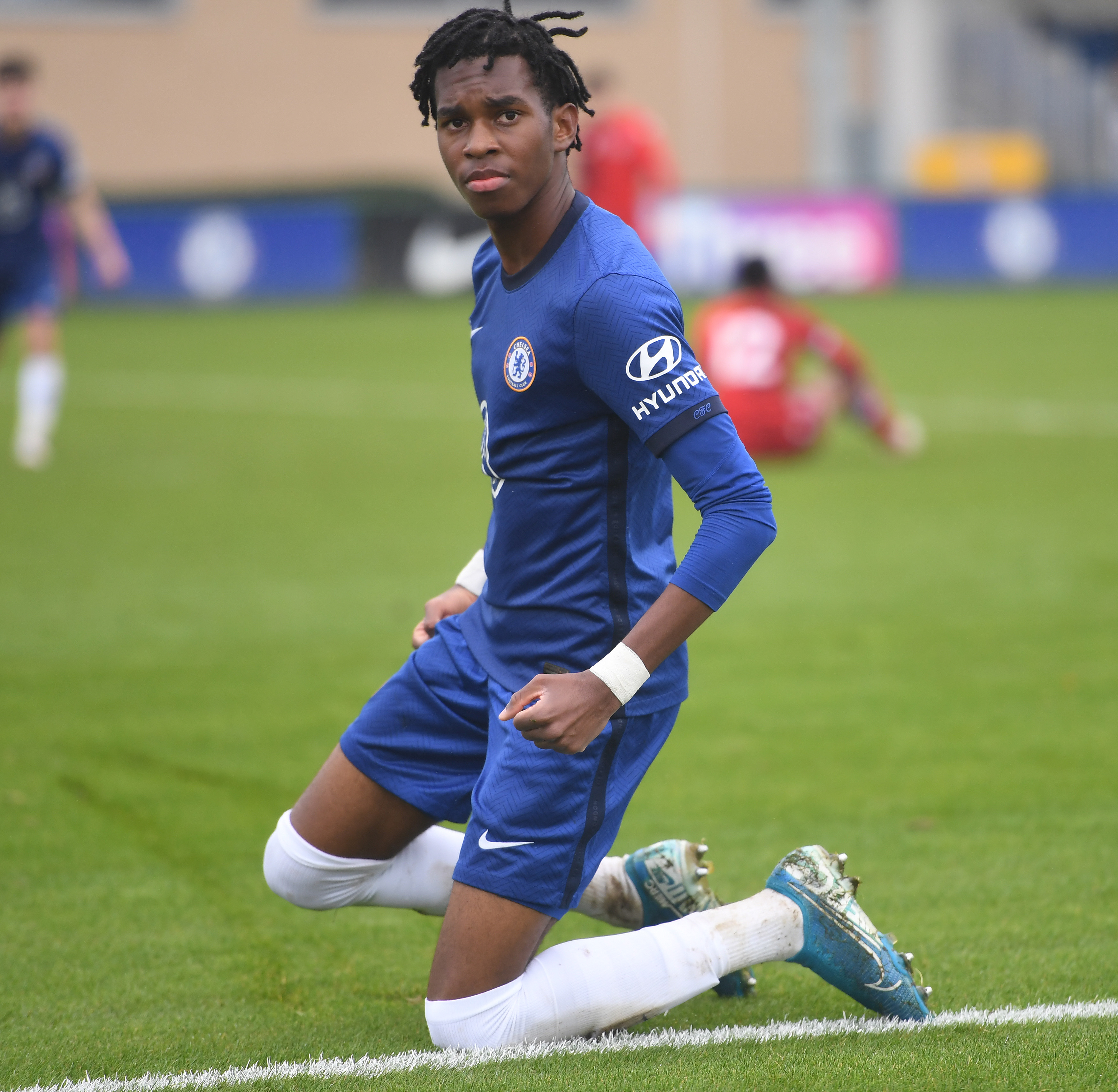 Chelsea v Reading - U17 Premier League Cup