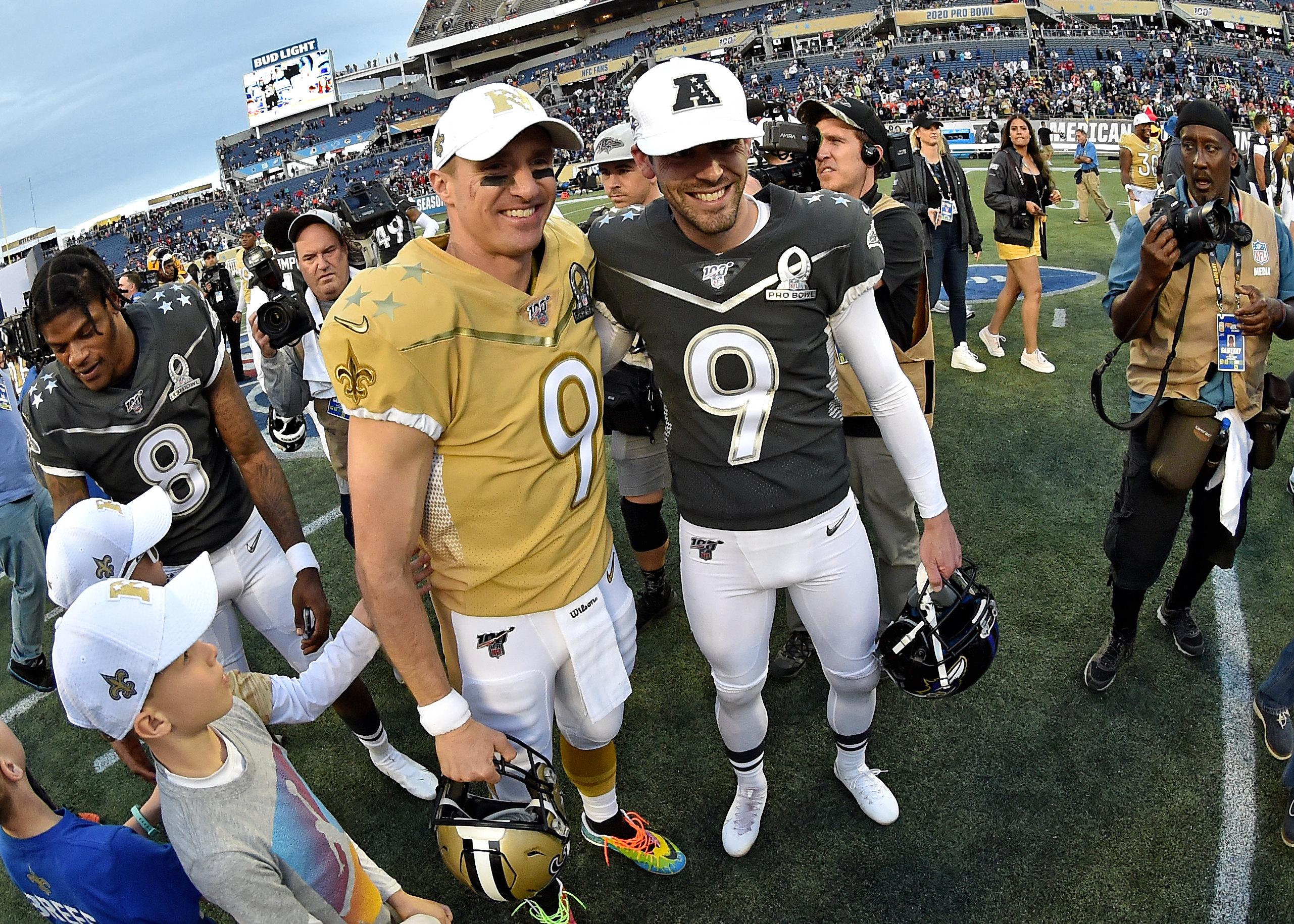 NFL: Pro Bowl-NFC at AFC