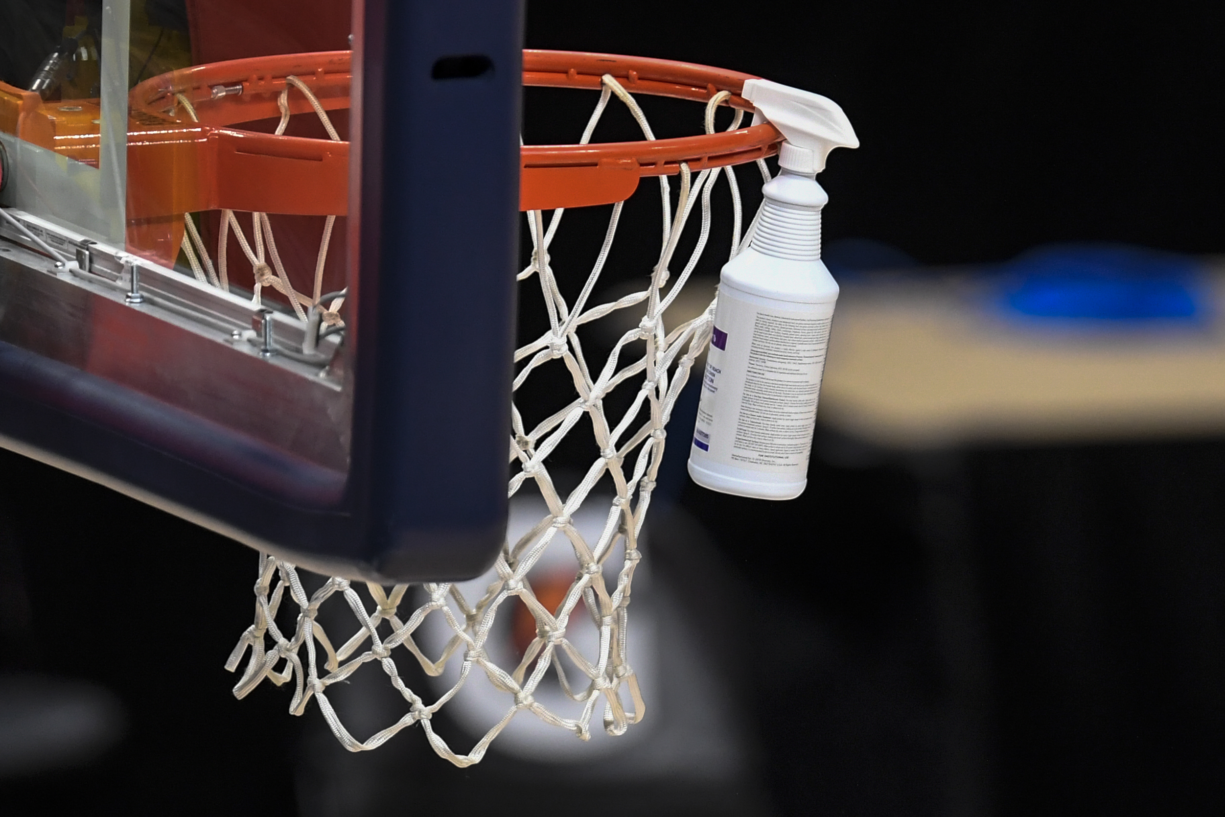 DENVER NUGGETS VS DETROIT PISTONS, NBA
