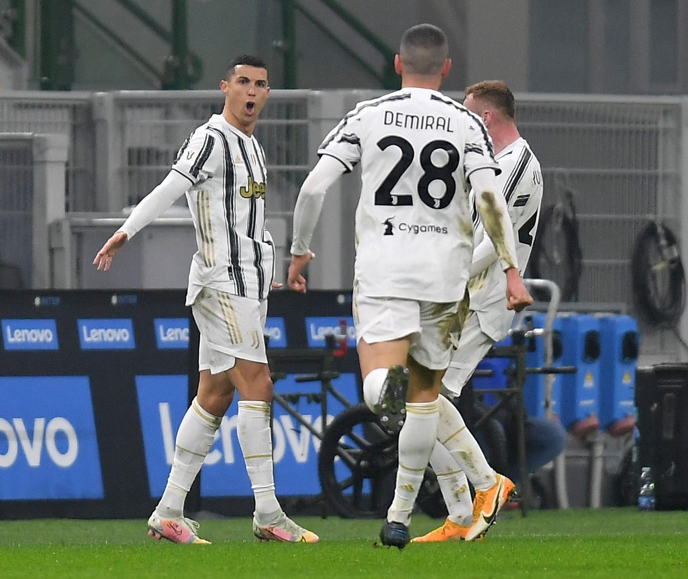 ITALY-MILAN-FOOTBALL-ITALY CUP-INTER VS JUVENTUS