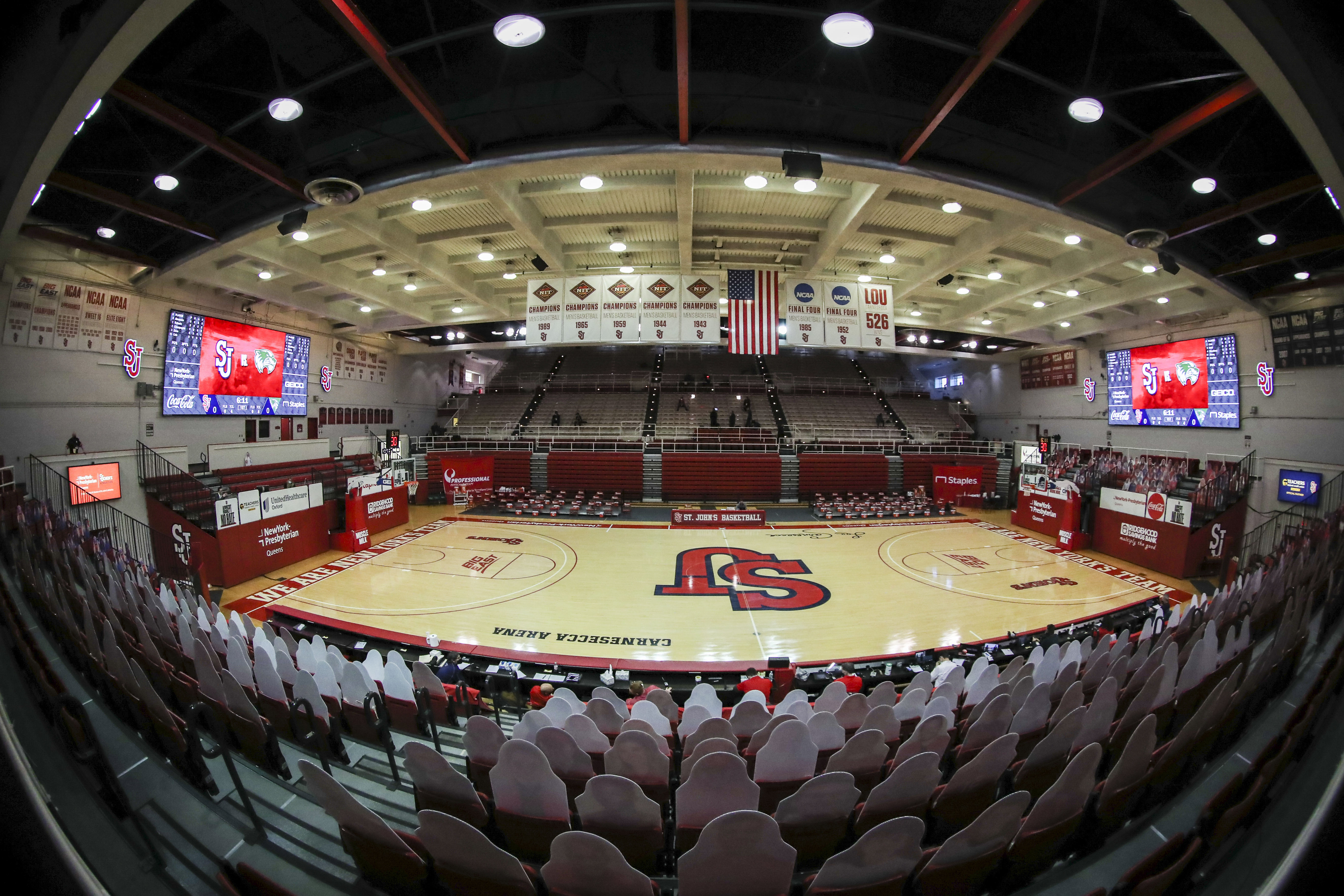 NCAA Basketball: Utah Valley at St. John