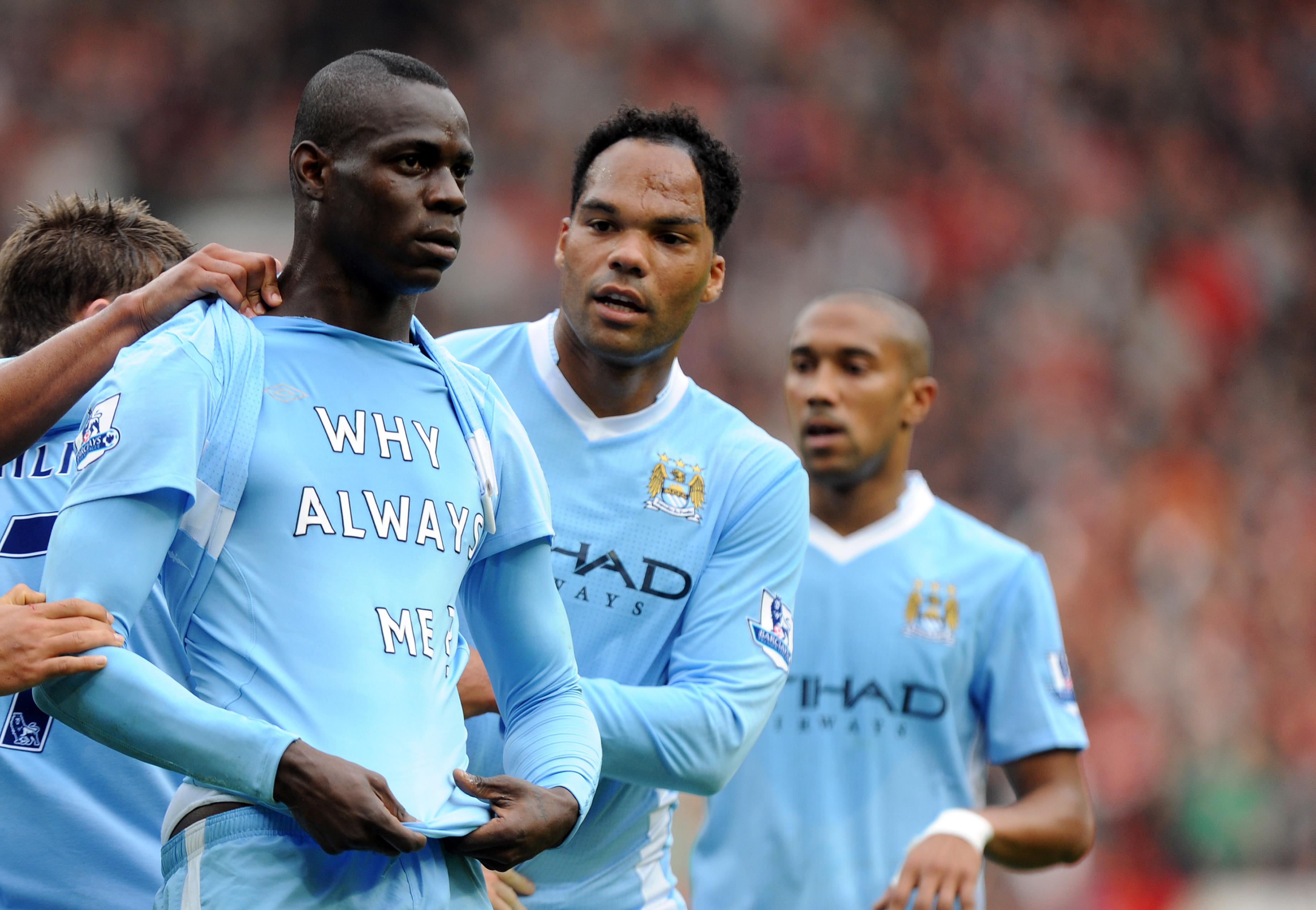 SOCCER - Barclays Premier League - Manchester United v Manchester City
