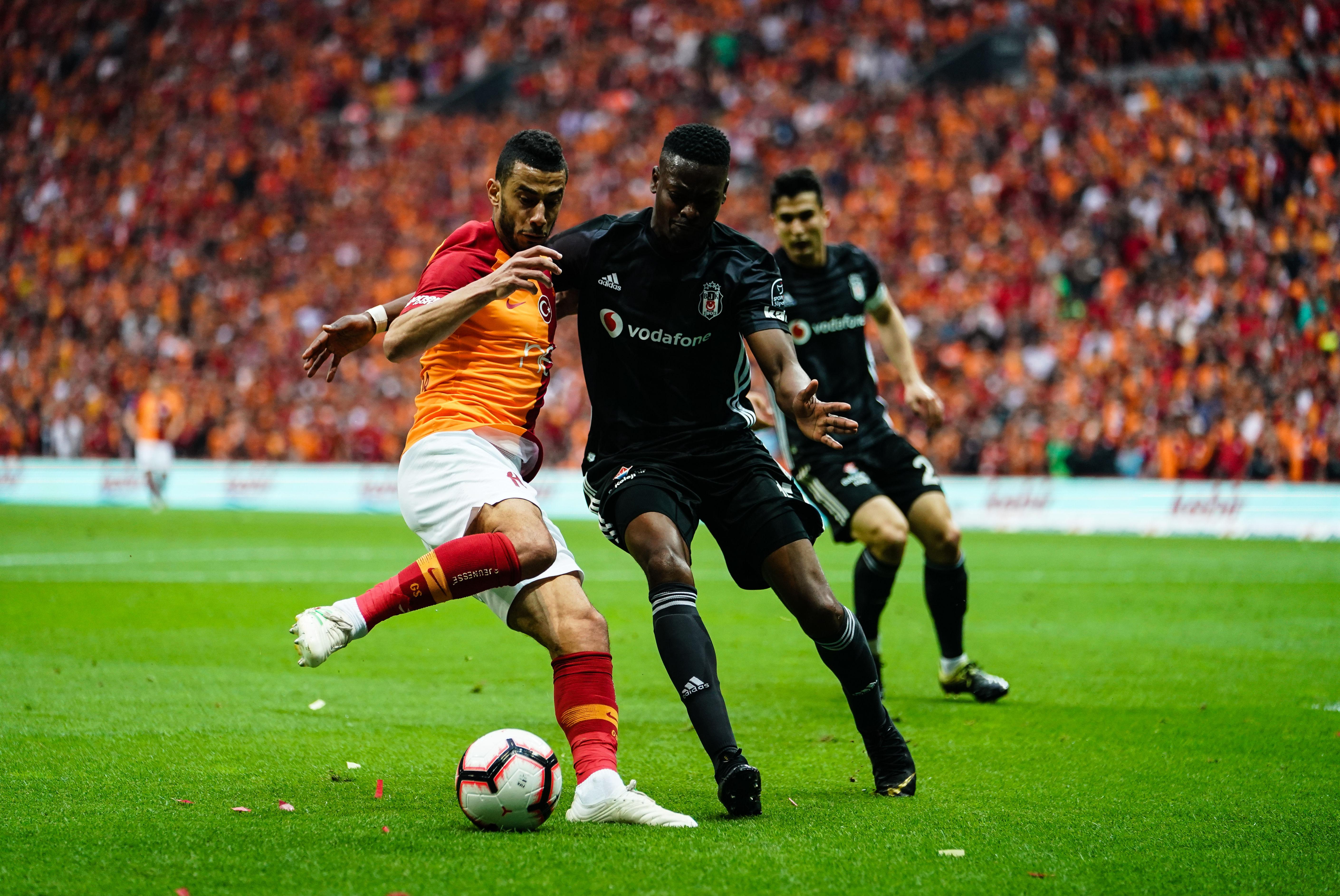 Galatasaray S.K. v Besiktas - Turkish Super Lig