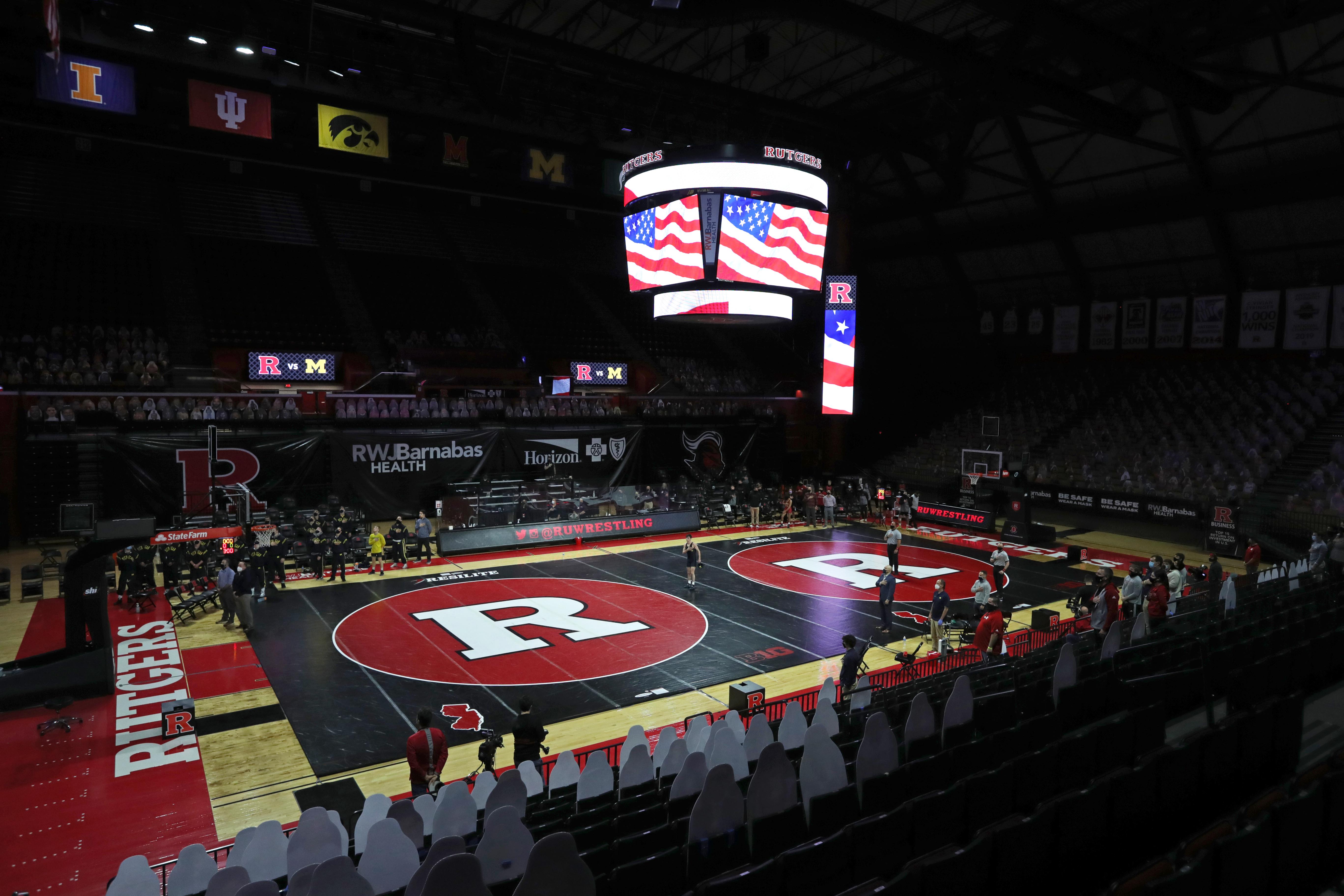 Michigan v Rutgers