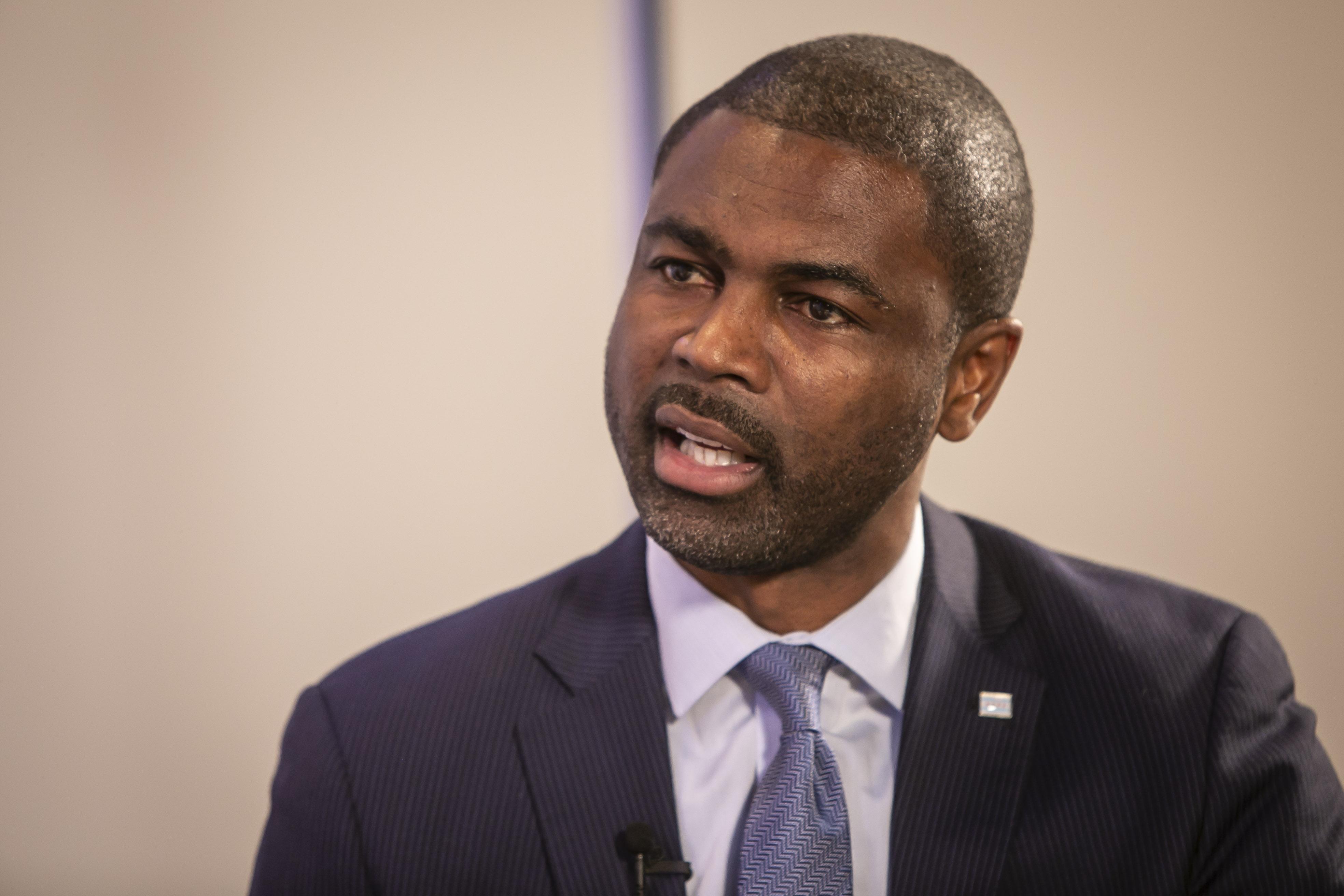 State Rep. La Shawn Ford in 2019.