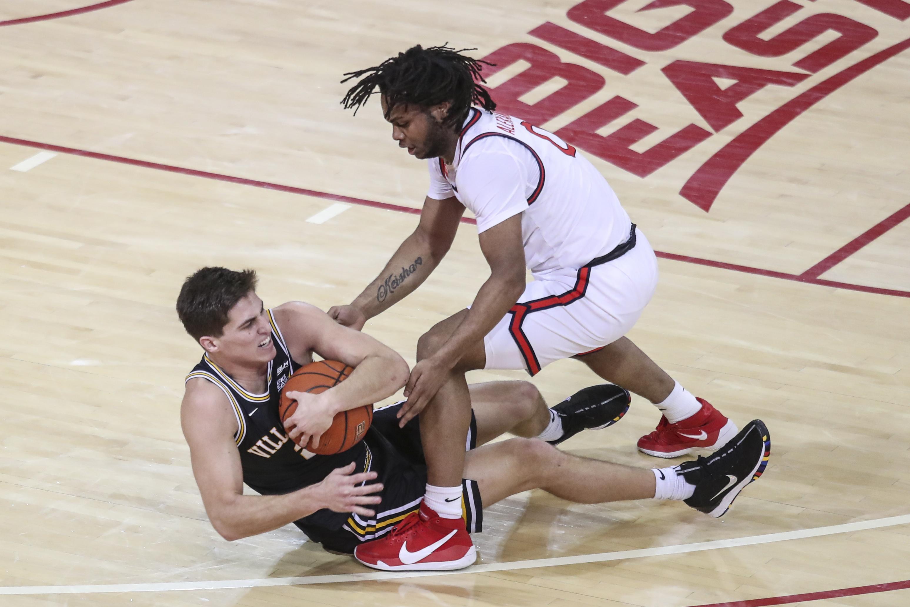 NCAA Basketball: Villanova at St. John