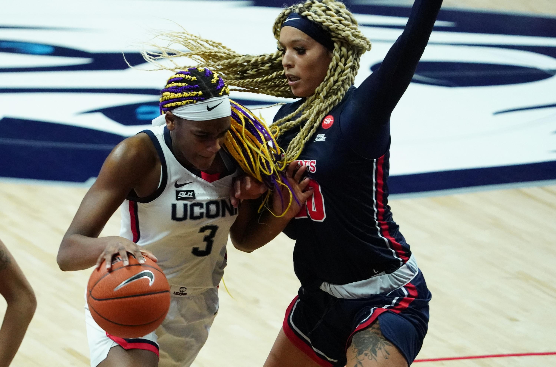 NCAA Womens Basketball: St. John's at Connecticut