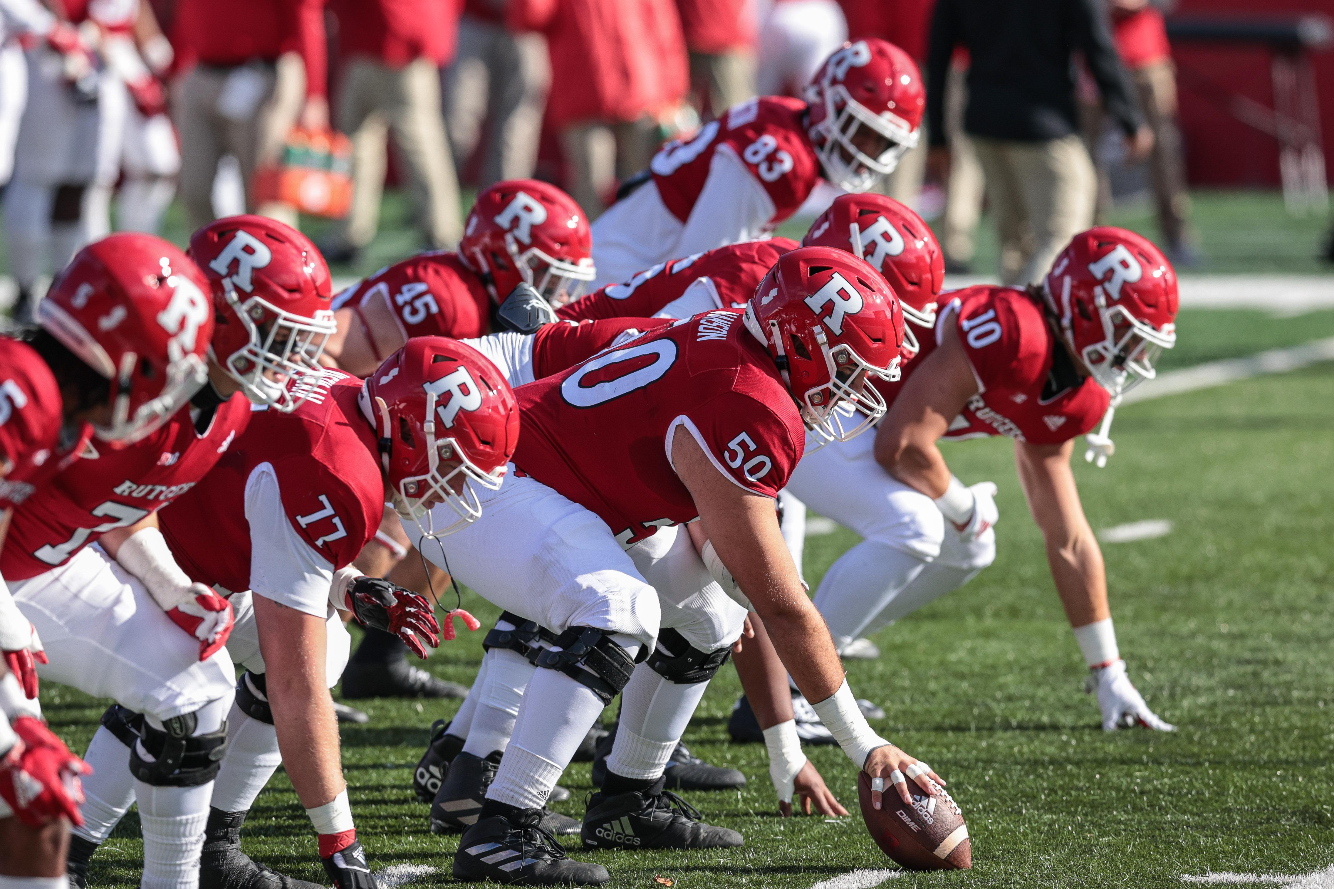NCAA Football: Illinois at Rutgers