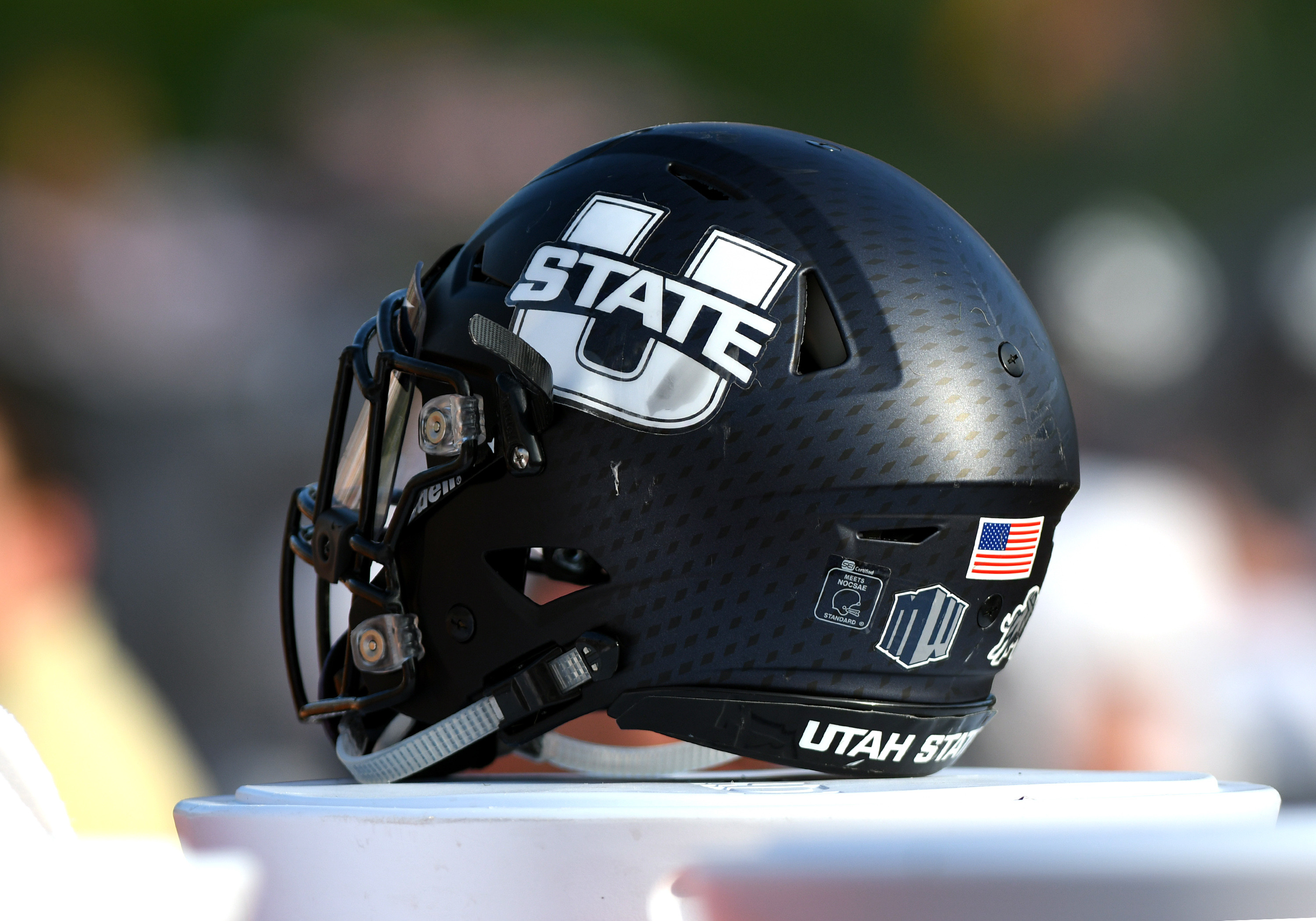 COLLEGE FOOTBALL: SEP 16 Utah State at Wake Forest