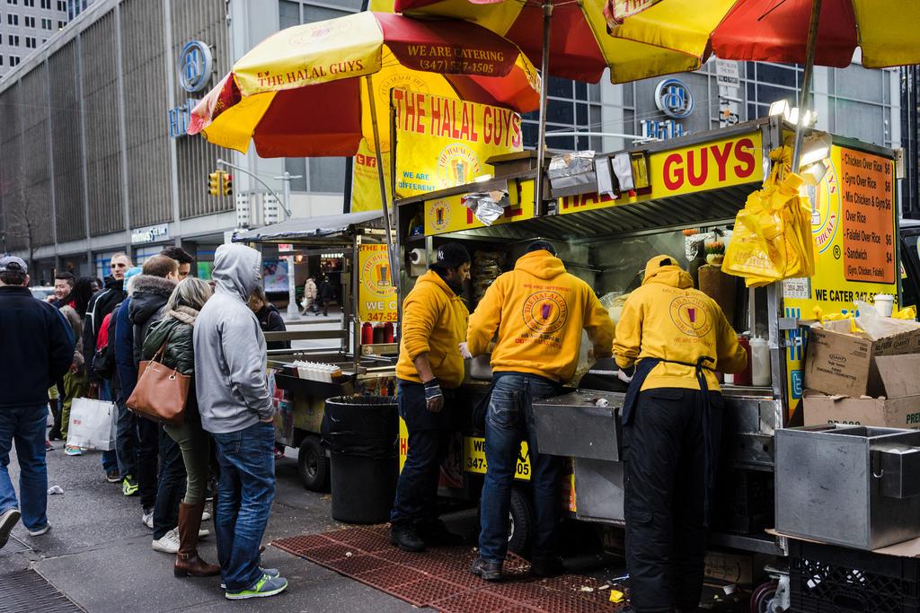 Halal Guys New York restaurant chain will open London restaurants in 2019