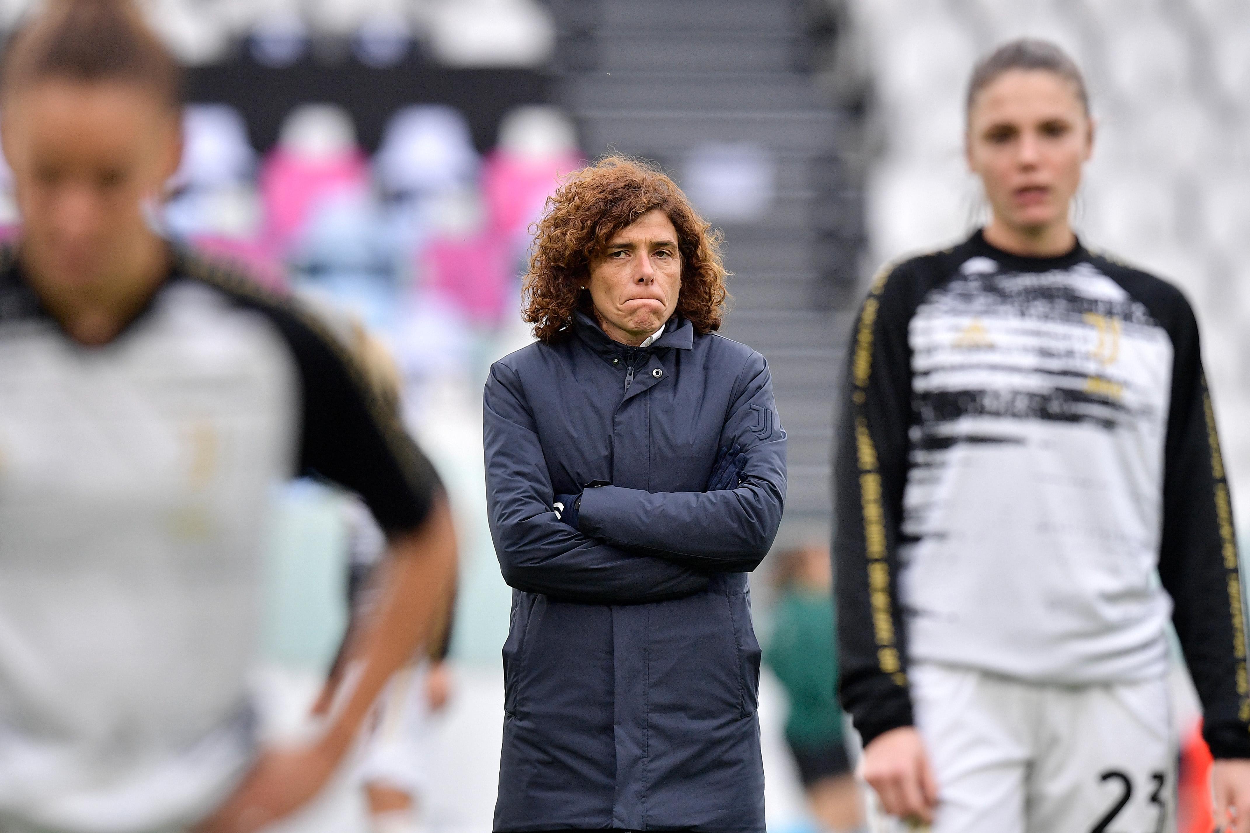 Juventus v Olympique Lyon - UEFA Champions League Women