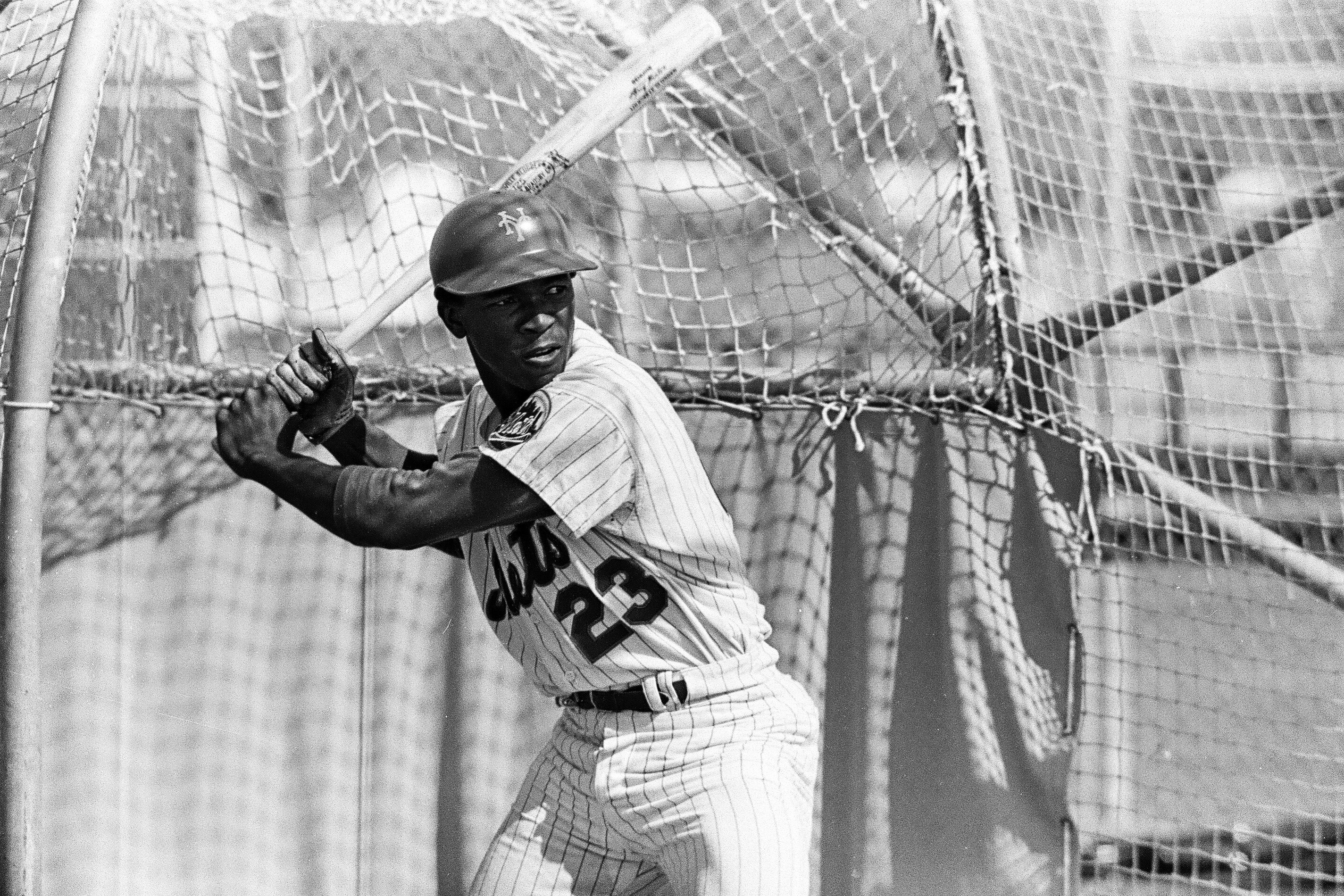 Leroy Stanton - New York Mets