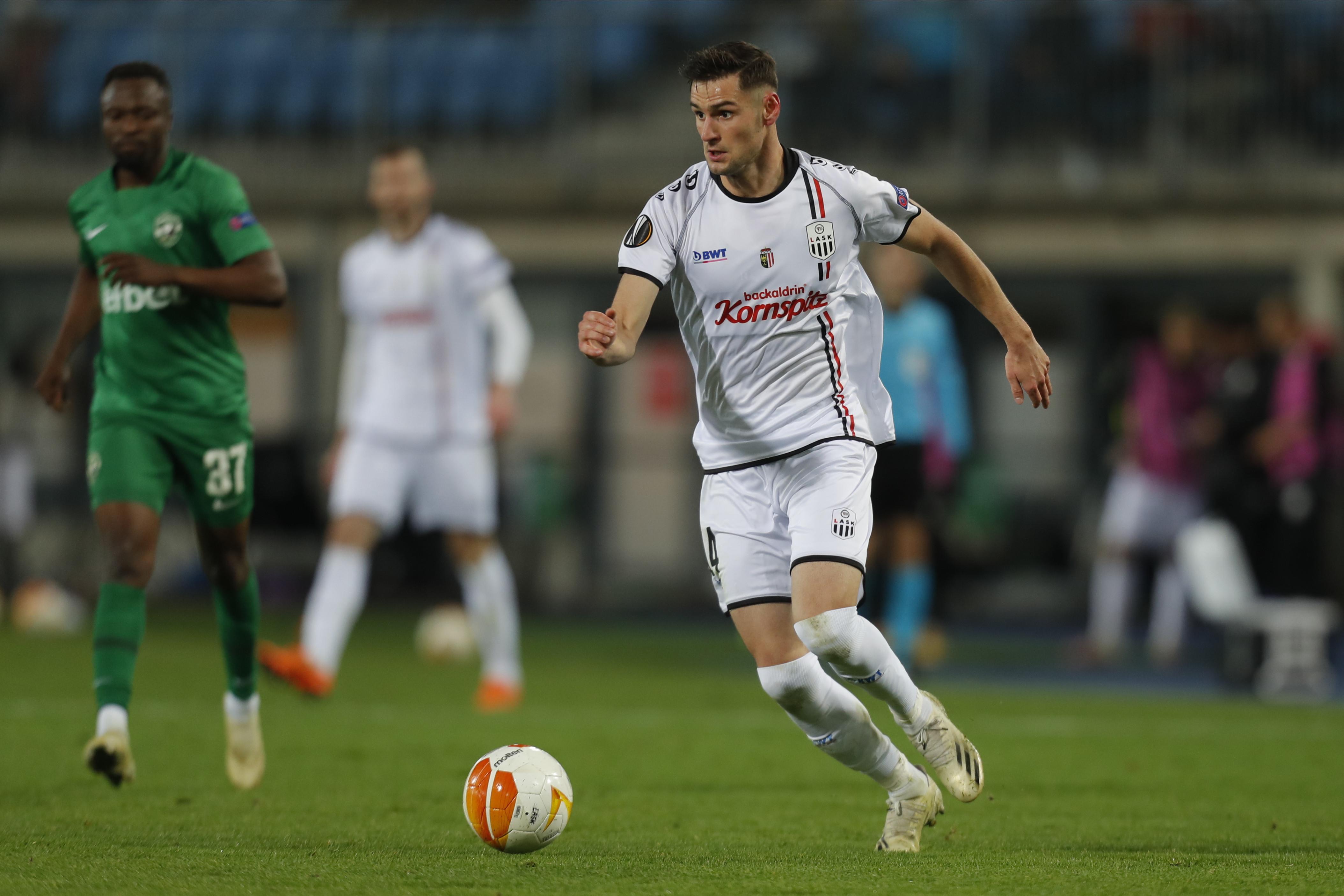 LASK v PFC Ludogorets Razgrad: Group J - UEFA Europa League