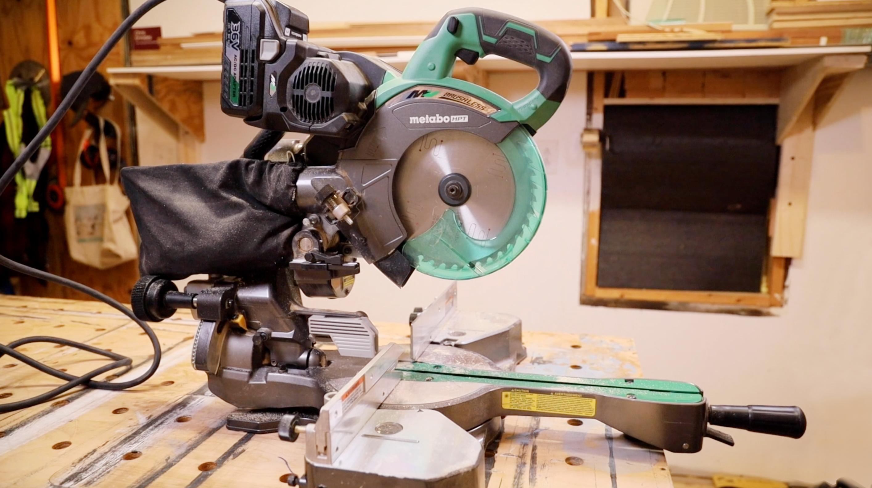 Tool Lab: Sliding Compound-Miter Saws, Spring 2021