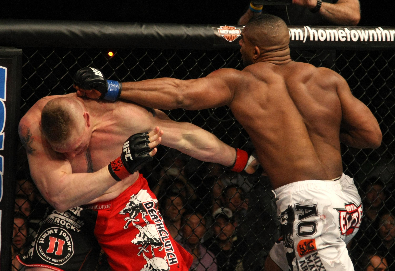 UFC 141: Lesnar v Overeem