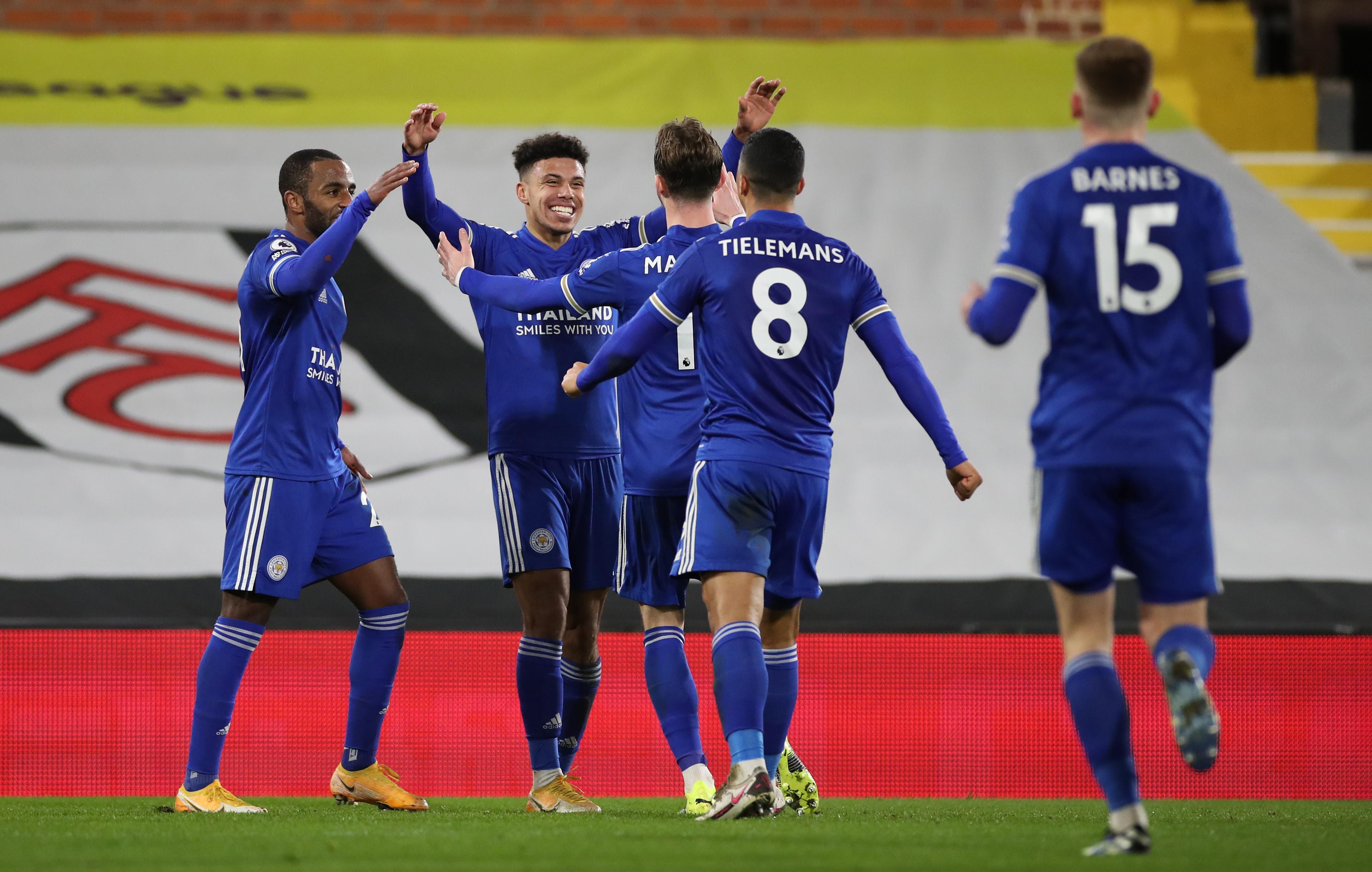 Fulham v Leicester City - Premier League