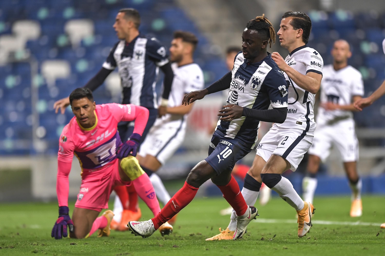 Monterrey v Pumas UNAM - Torneo Guard1anes 2021 Liga MX
