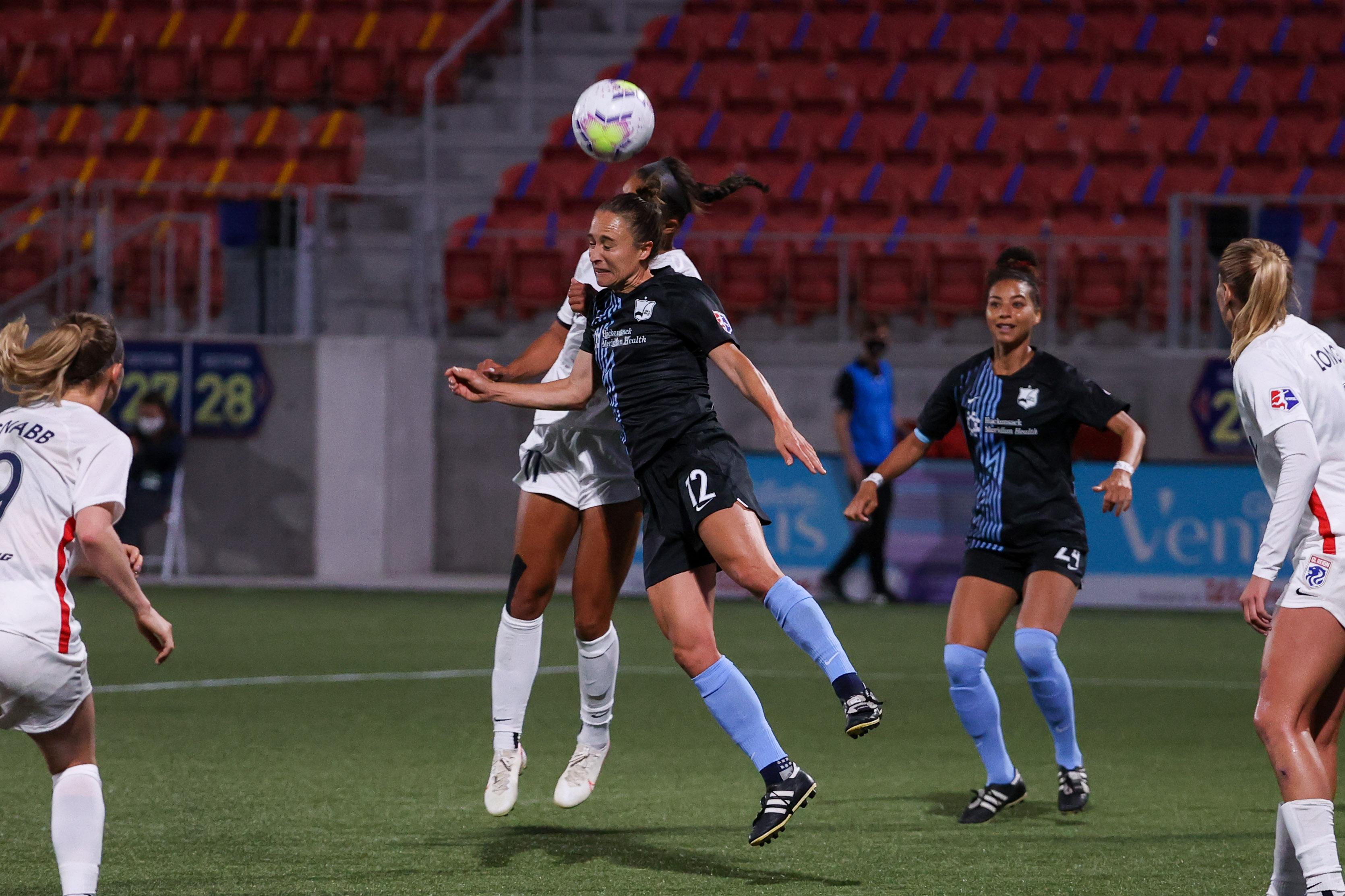 Soccer: NWSL Challenge Cup-OL Reign vs Big Sky FC