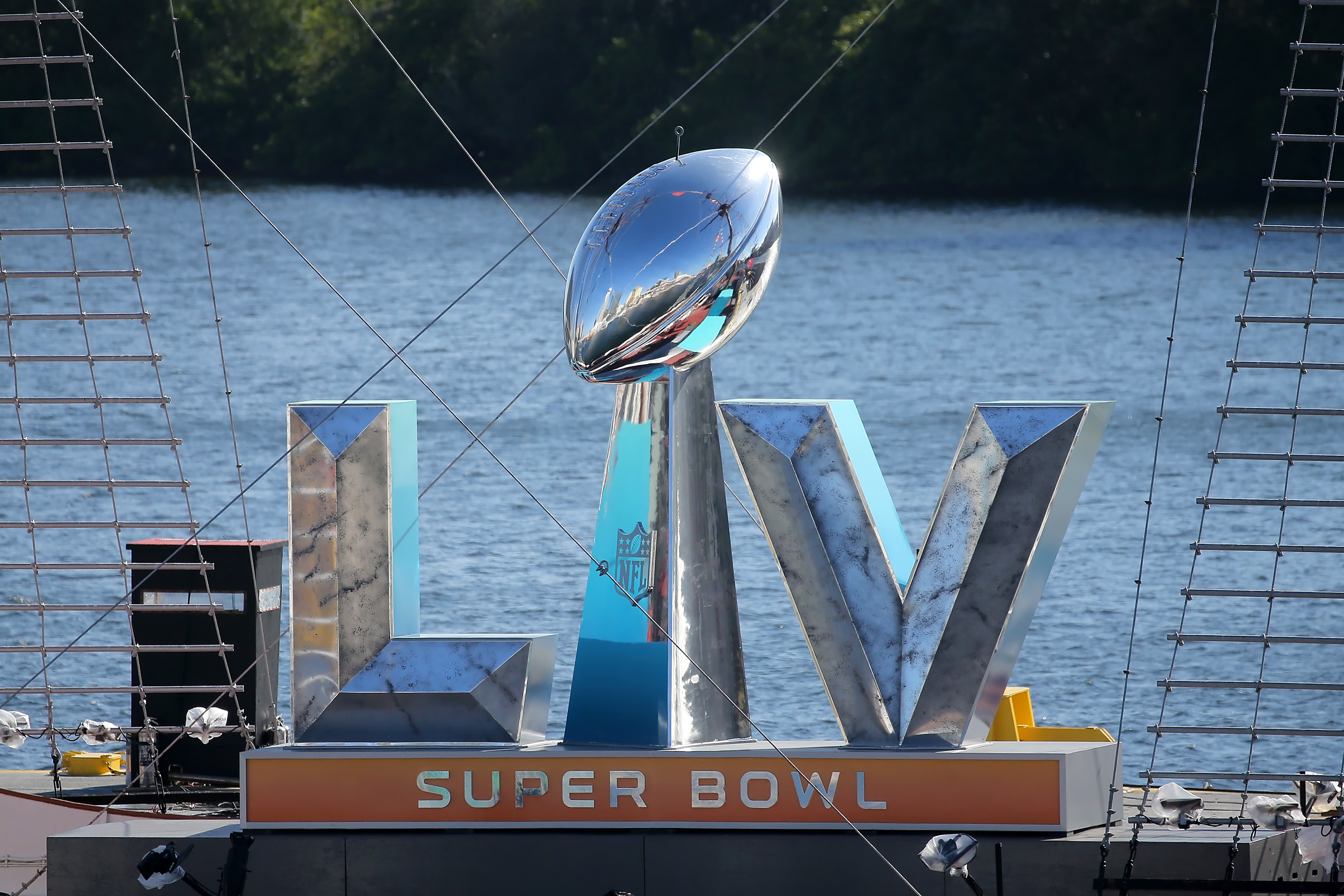 NFL: FEB 02 Super Bowl LV Preview