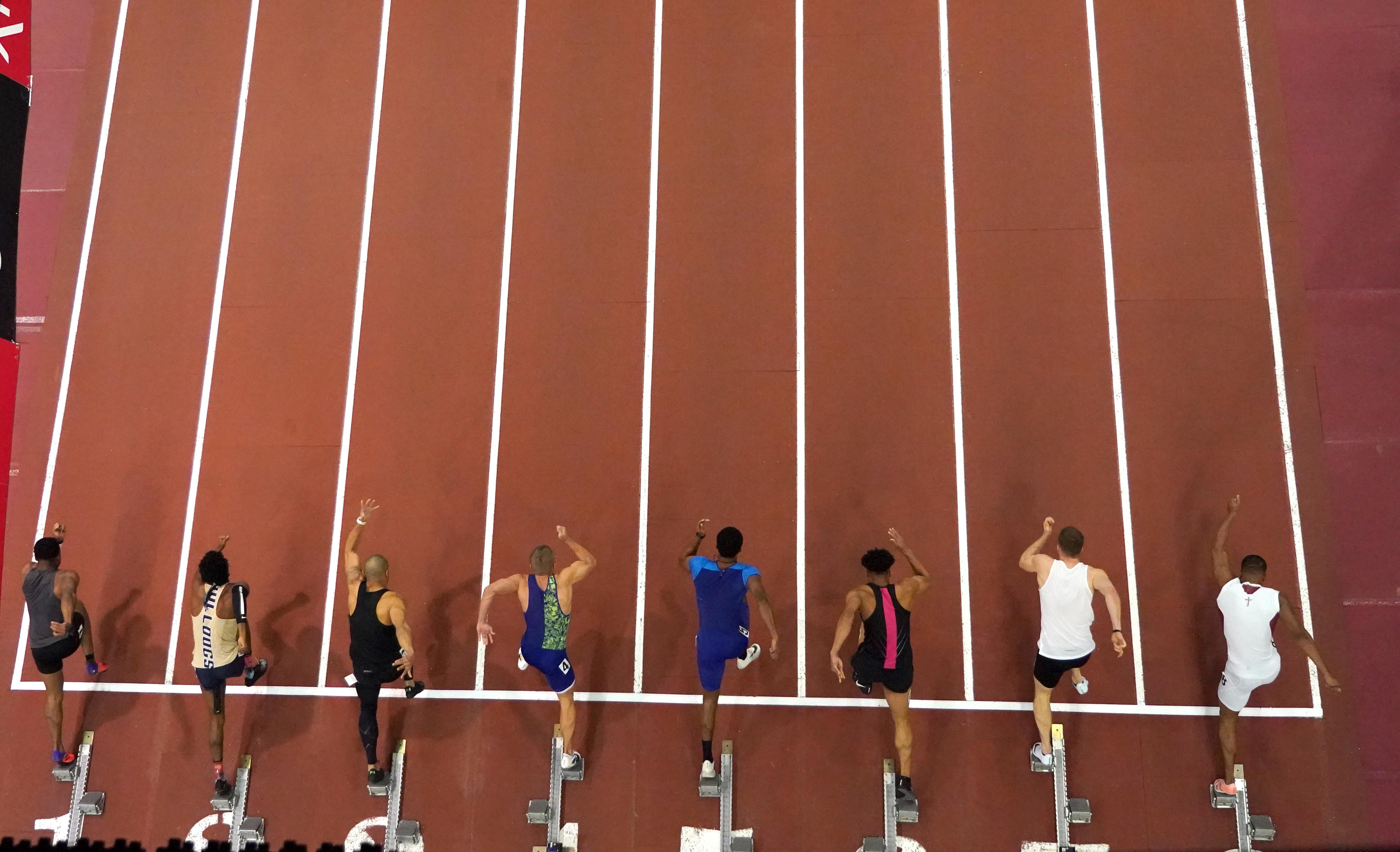 Track & Field: USATF Indoor Championships