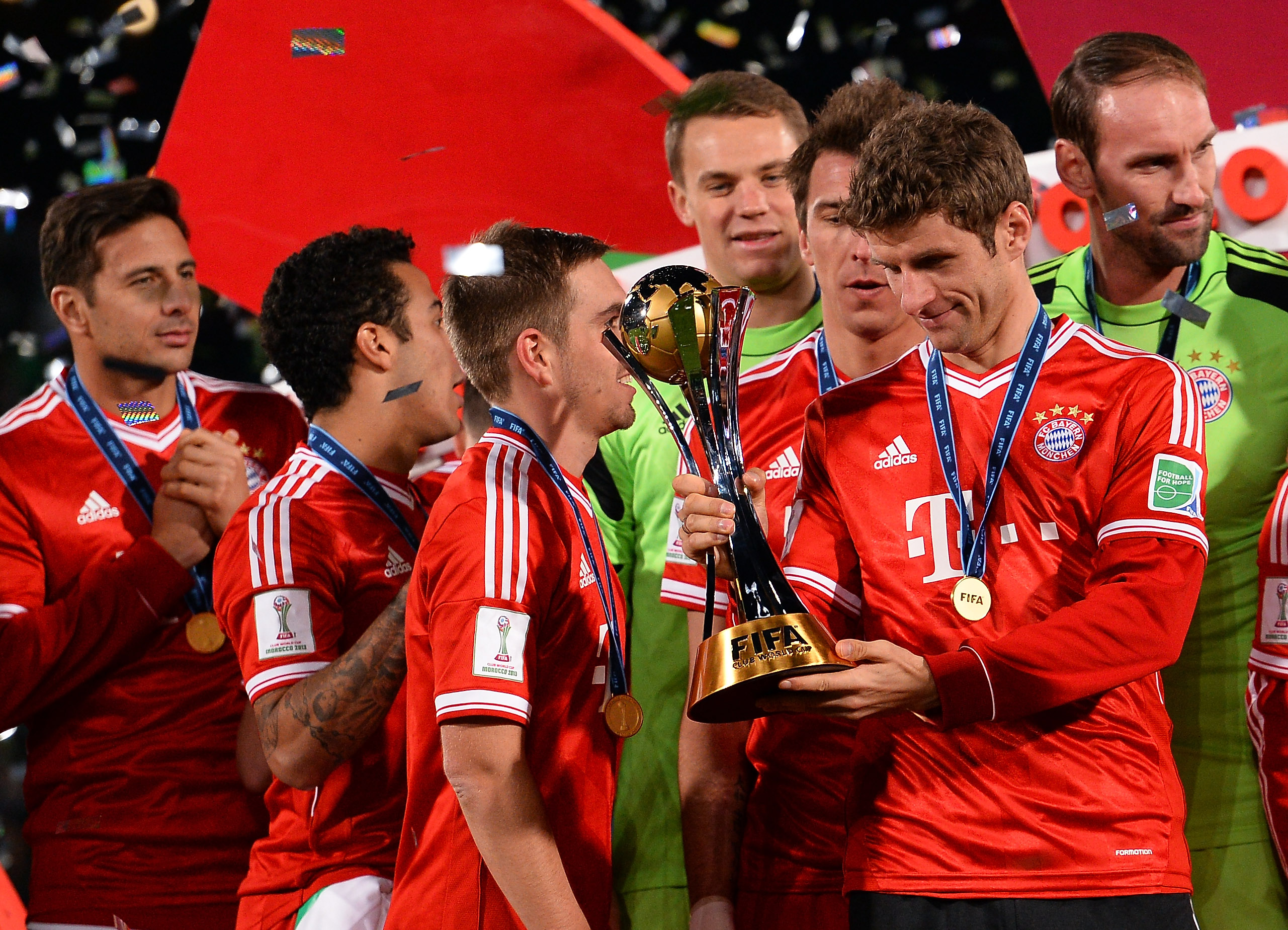 FC Bayern Munchen v Raja Casablanca - FIFA Club World Cup Final