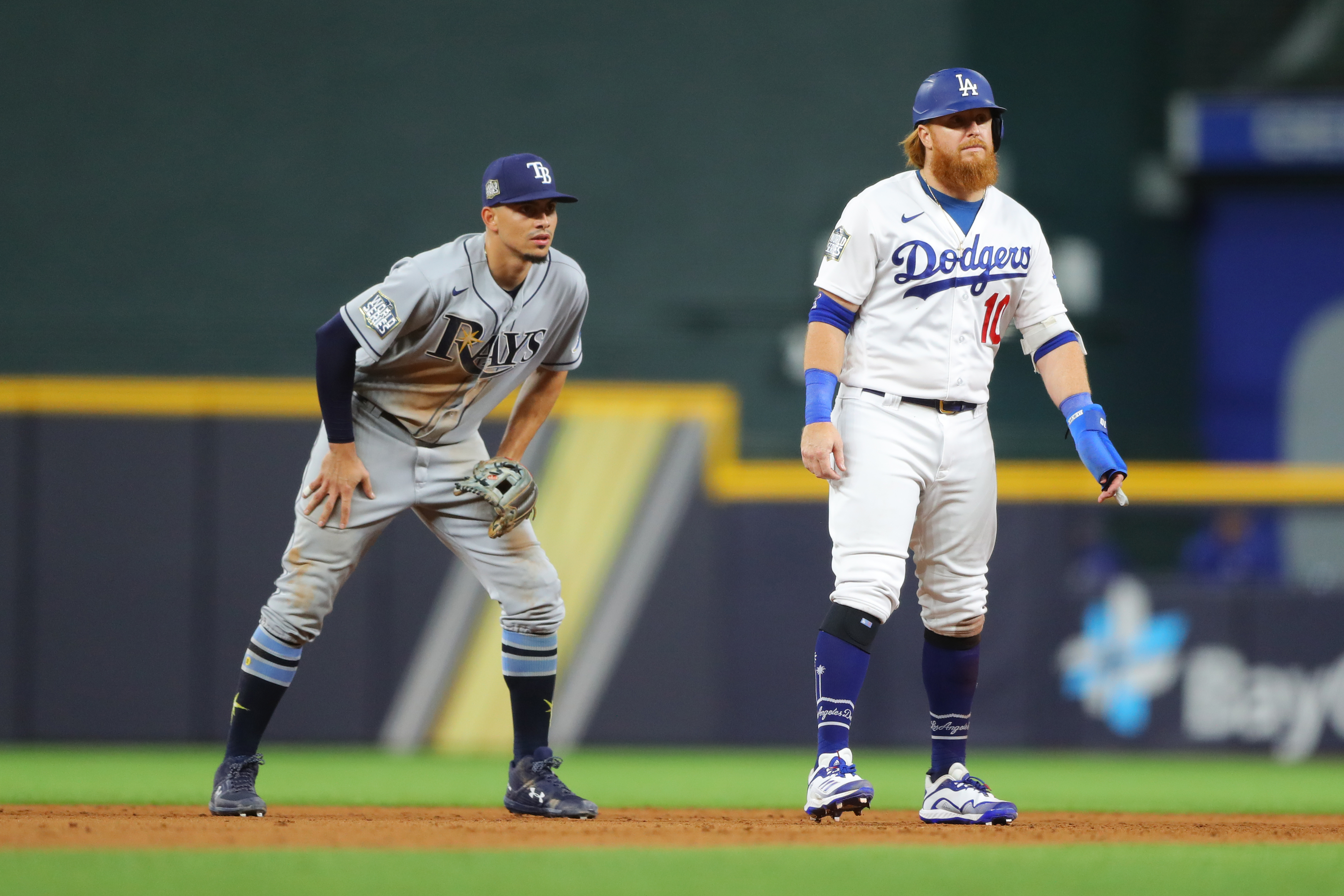 2020 World Series Game 2: Los Angeles Dodgers v. Tampa Bay Rays