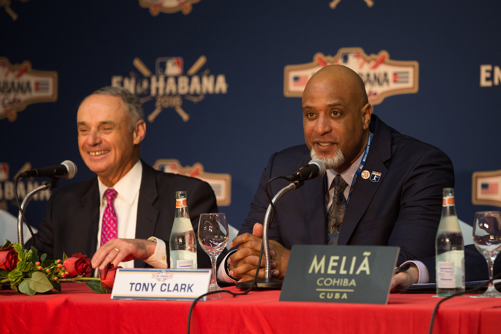 Tampa Bay Rays vs. Cuban National Team - Major League Baseball En La Habana