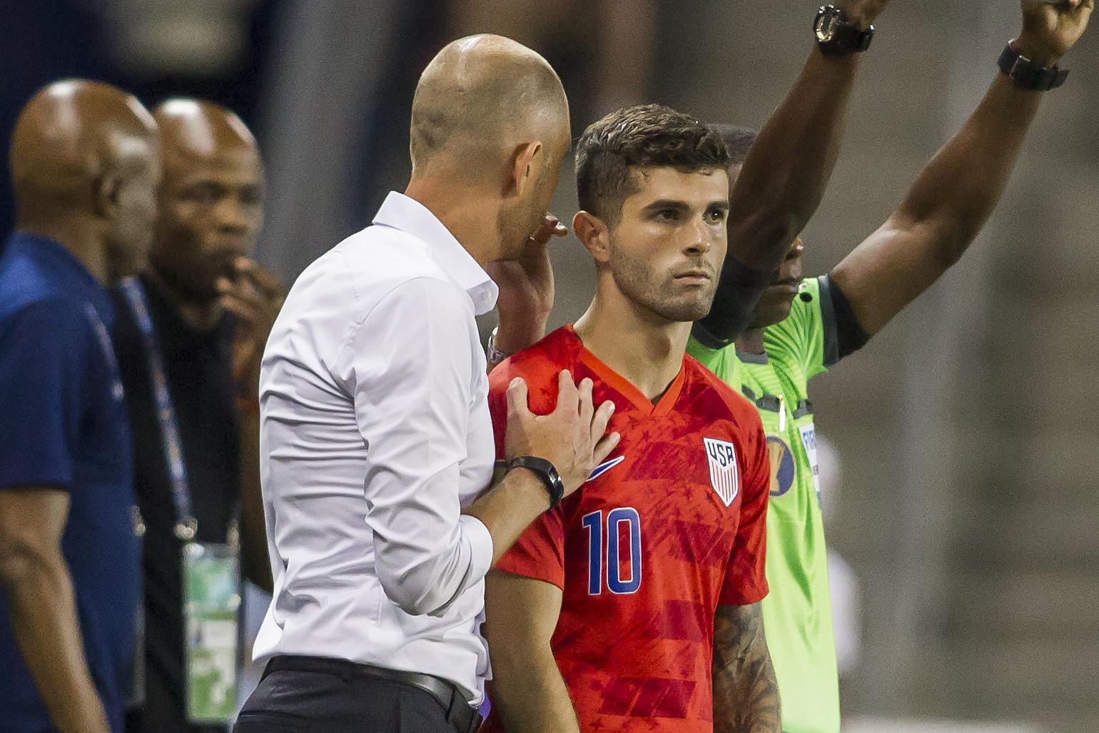 SOCCER: JUN 26 CONCACAF Gold Cup Group D - United States v Panama