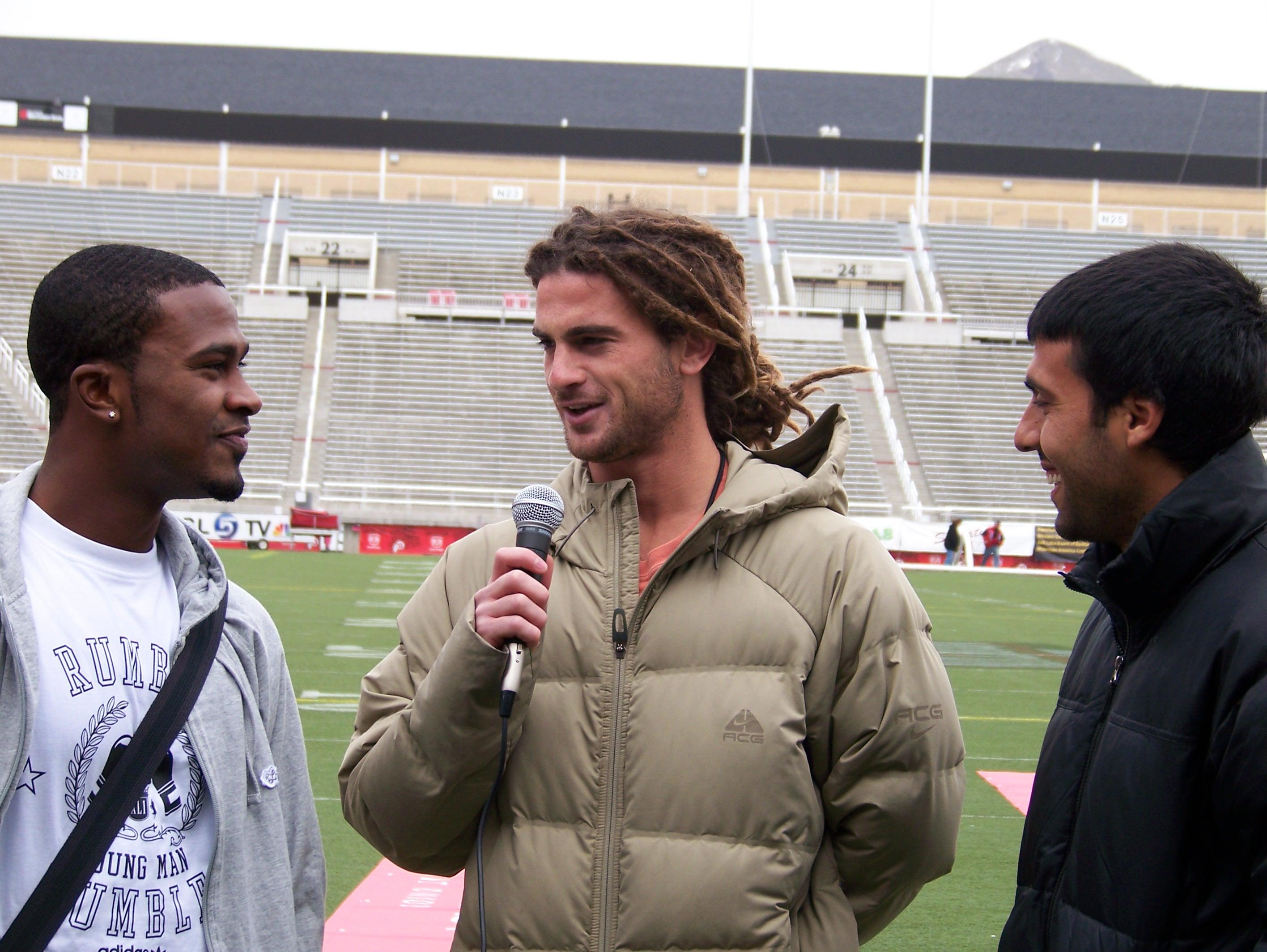 Aquí empezó todo...Pretemporada 2008 con Kyle & Javi...