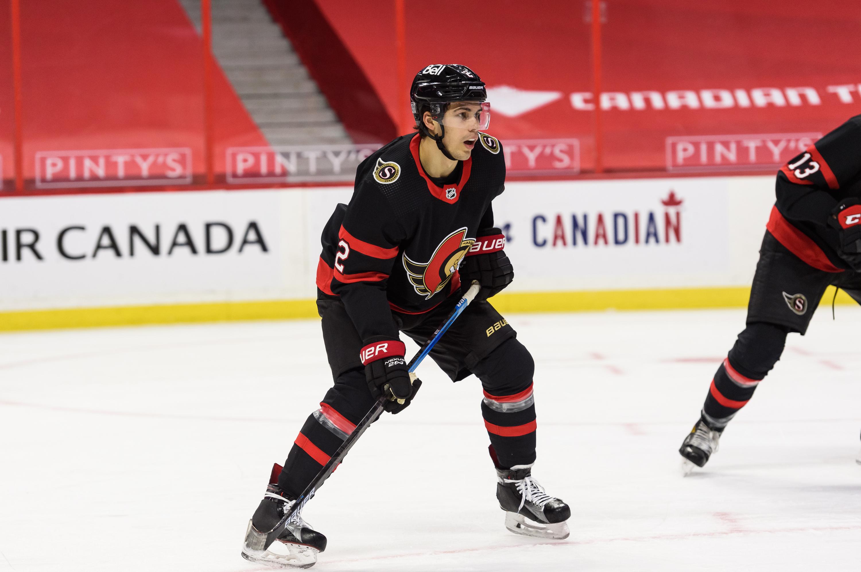 NHL: FEB 08 OILERS AT SENATORS