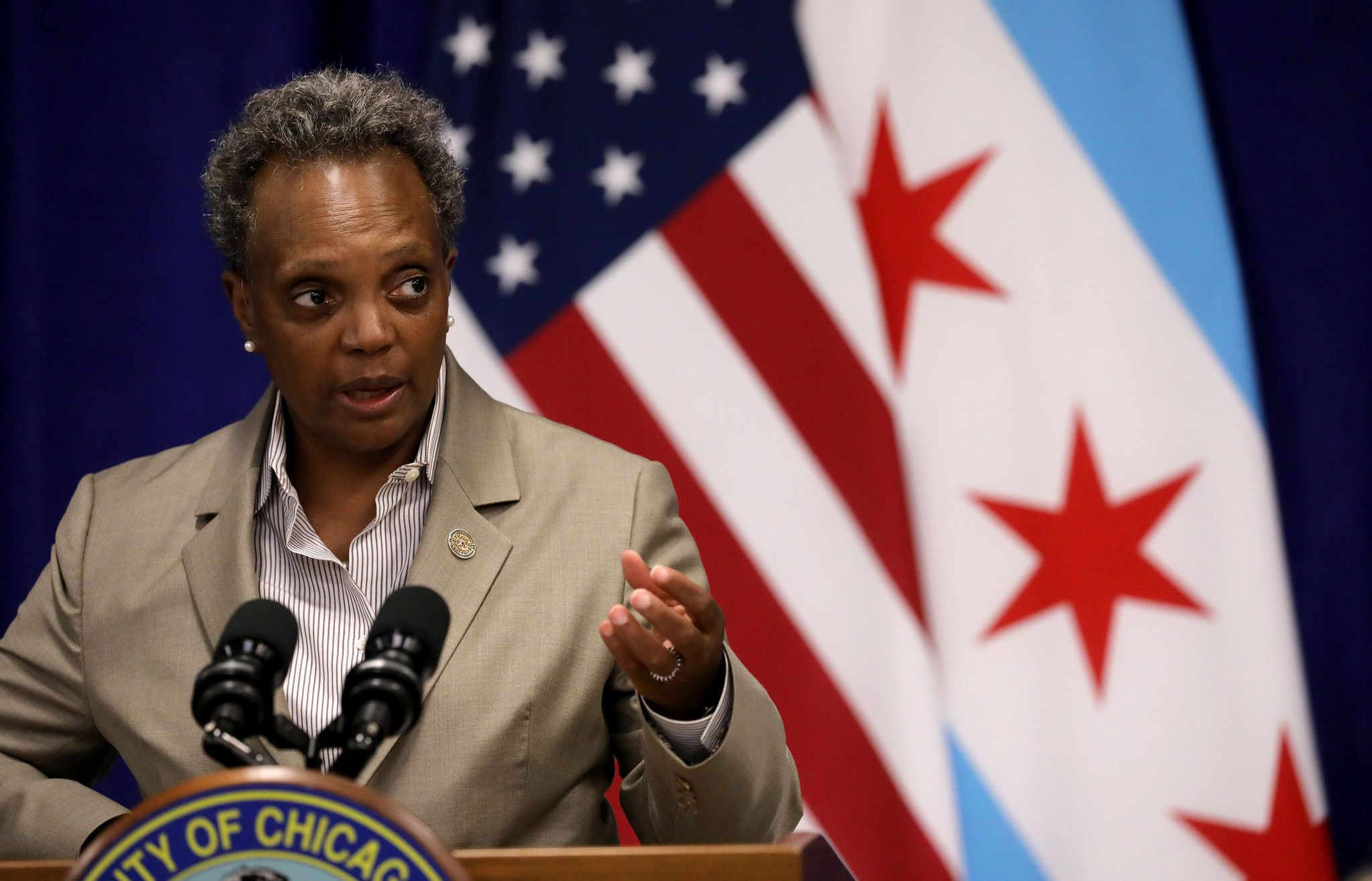 Chicago's history of systemic racism blamed for nearly 9-year life expectancy gap between Black and white residents, according to new report