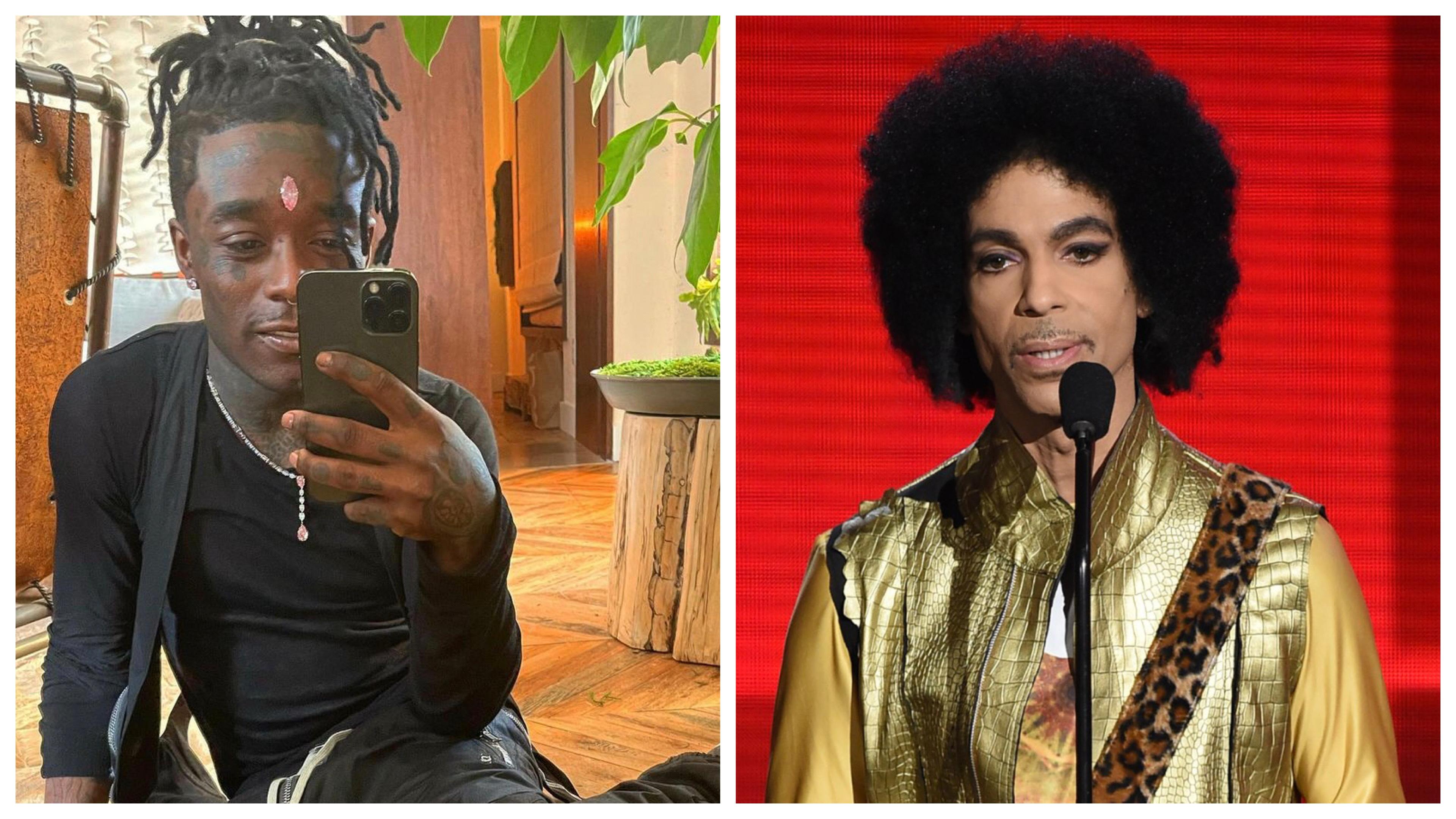 Lil Uzi Vert and Prince