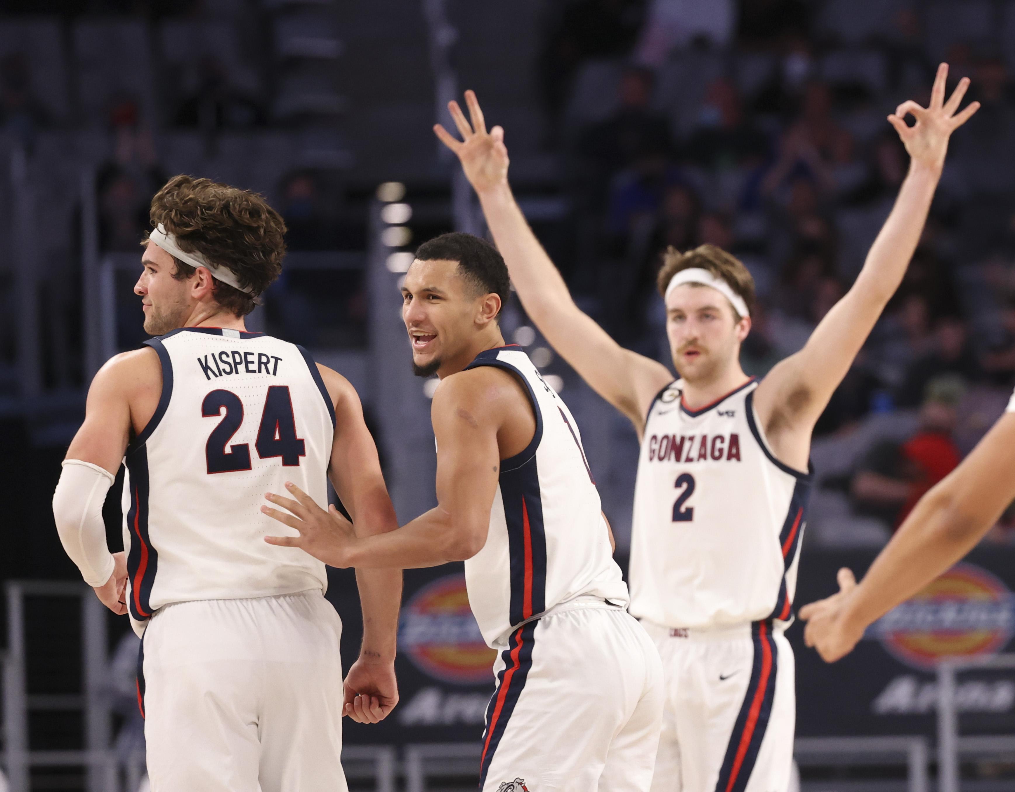 NCAA Basketball: Gonzaga at Virginia