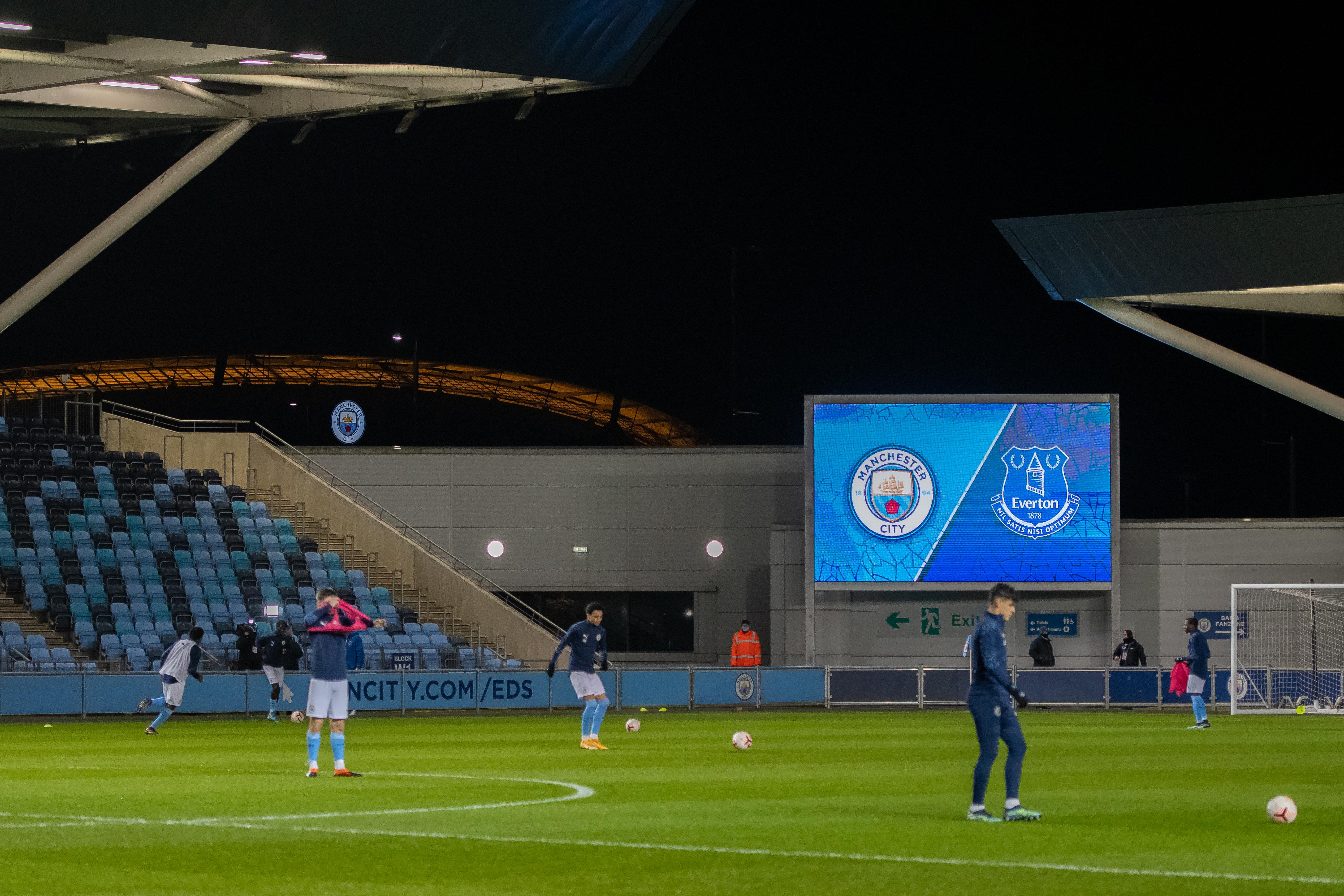 Manchester City U23 v Everton U23 - Premier League 2