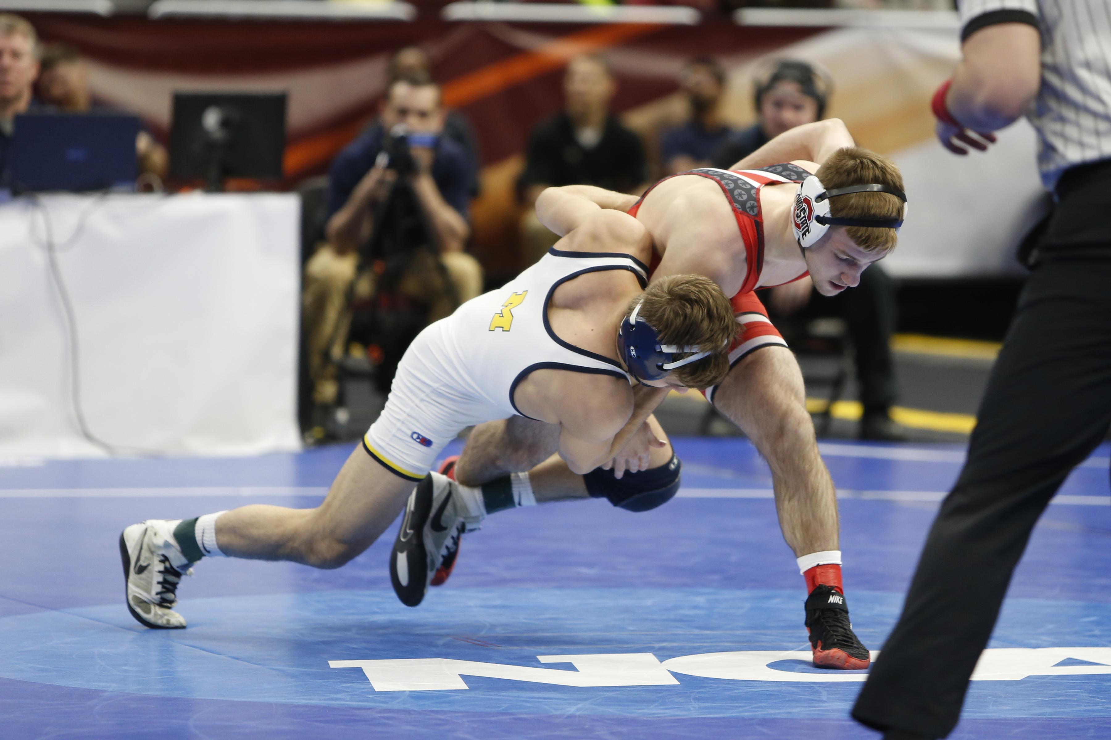 NCAA Division I Men's Wrestling Championship