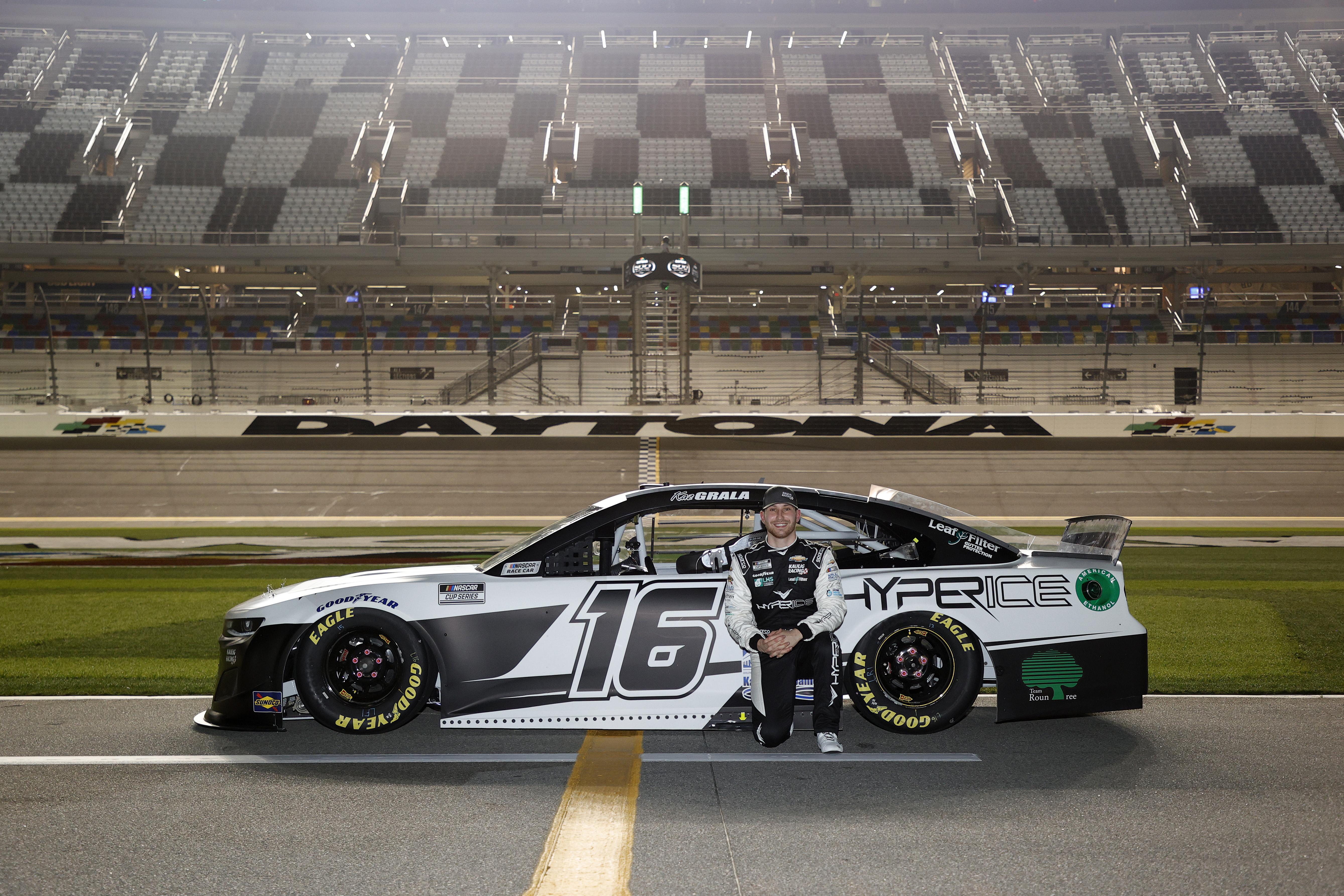 NASCAR Cup Series 63rd Annual Daytona 500 Qualifying