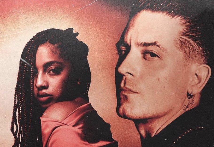G-Eazy and Kiana Lede