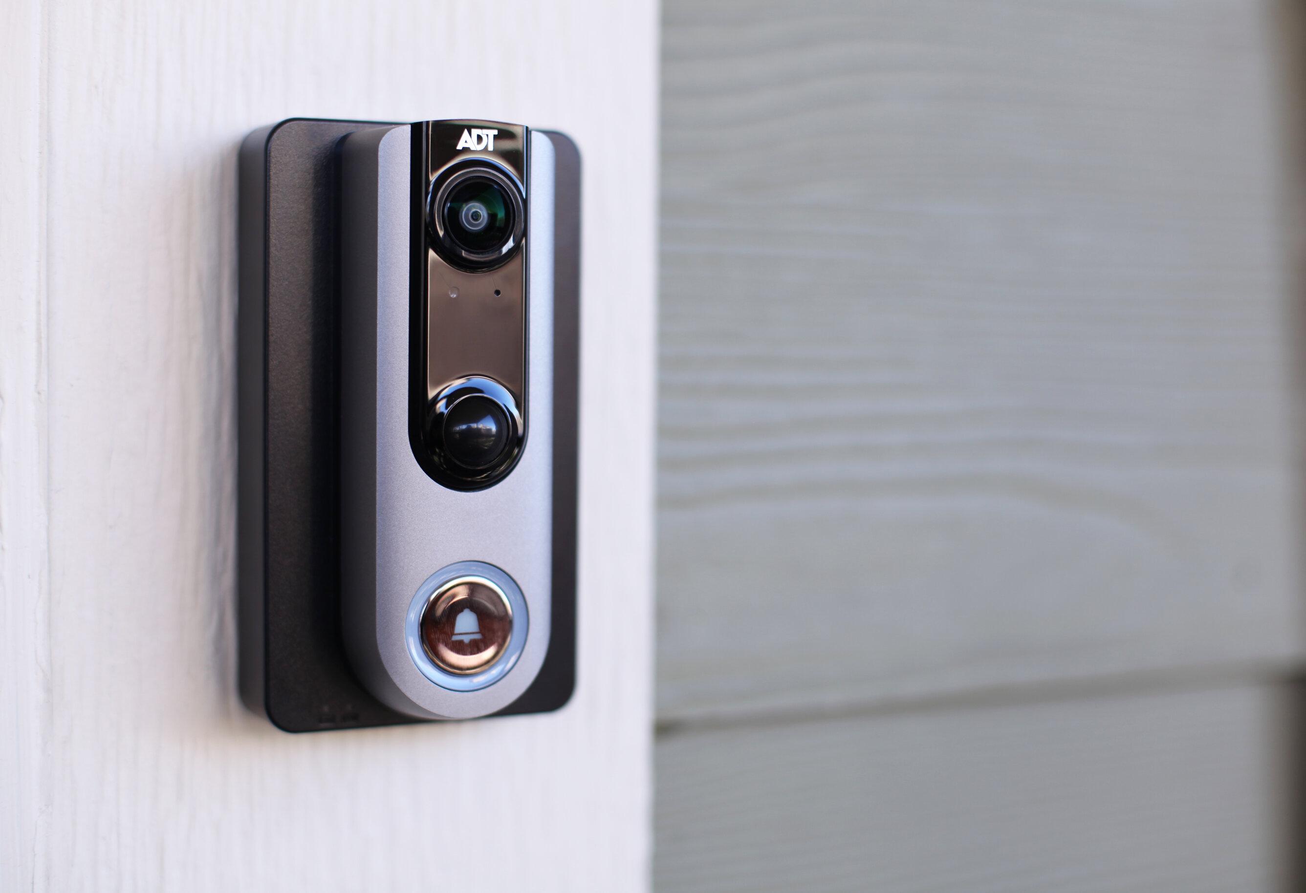 ADT doorbell