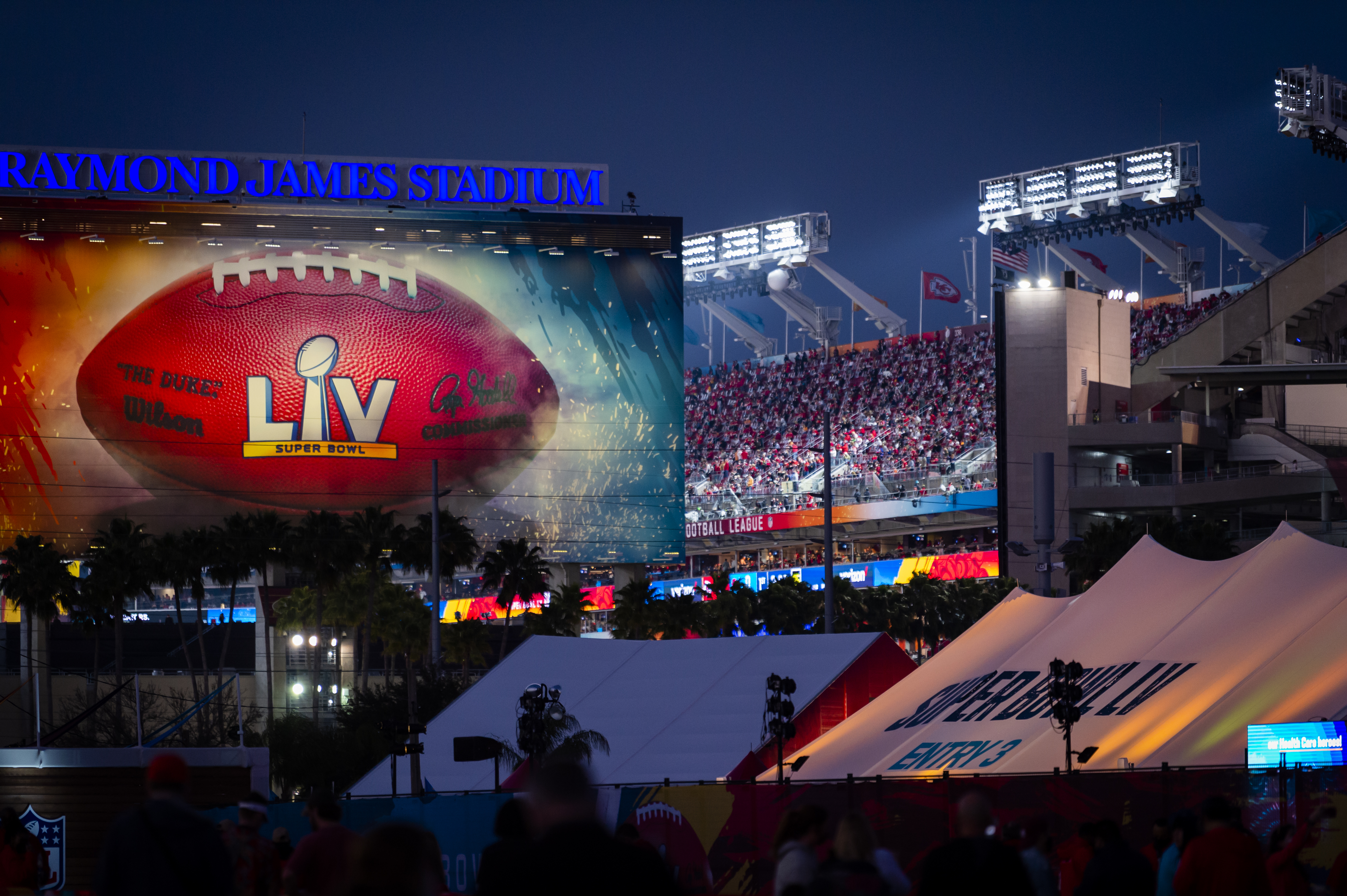 Tampa Bay Buccaneers v Kansas City Chiefs - Super Bowl LV